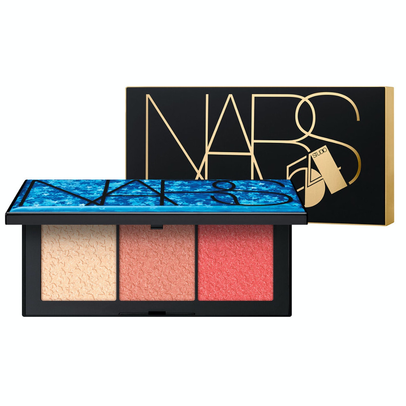 NARS Studio 54 Hustle Cheek Palette