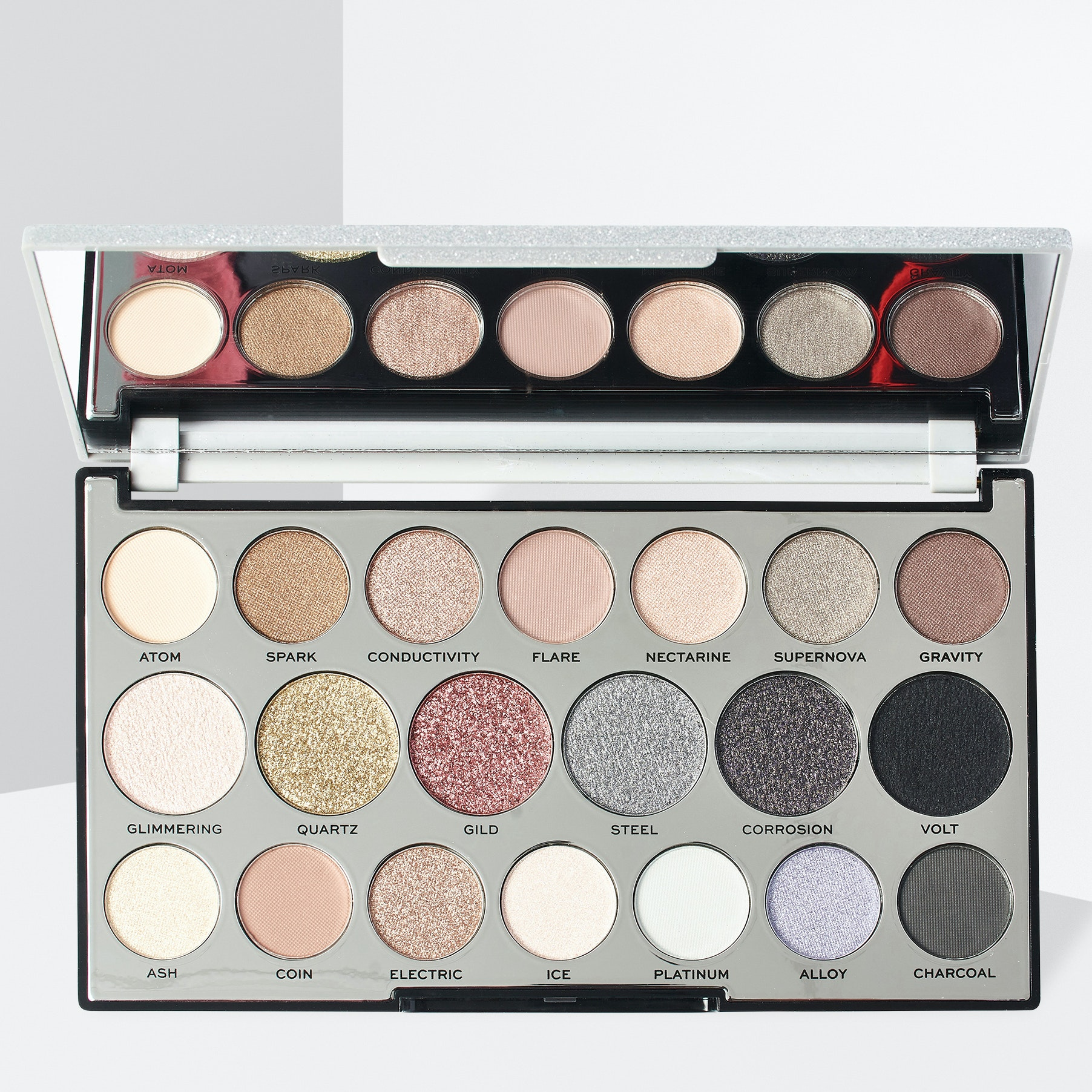 Revolution Beauty London Precious Stone Shadow Palette