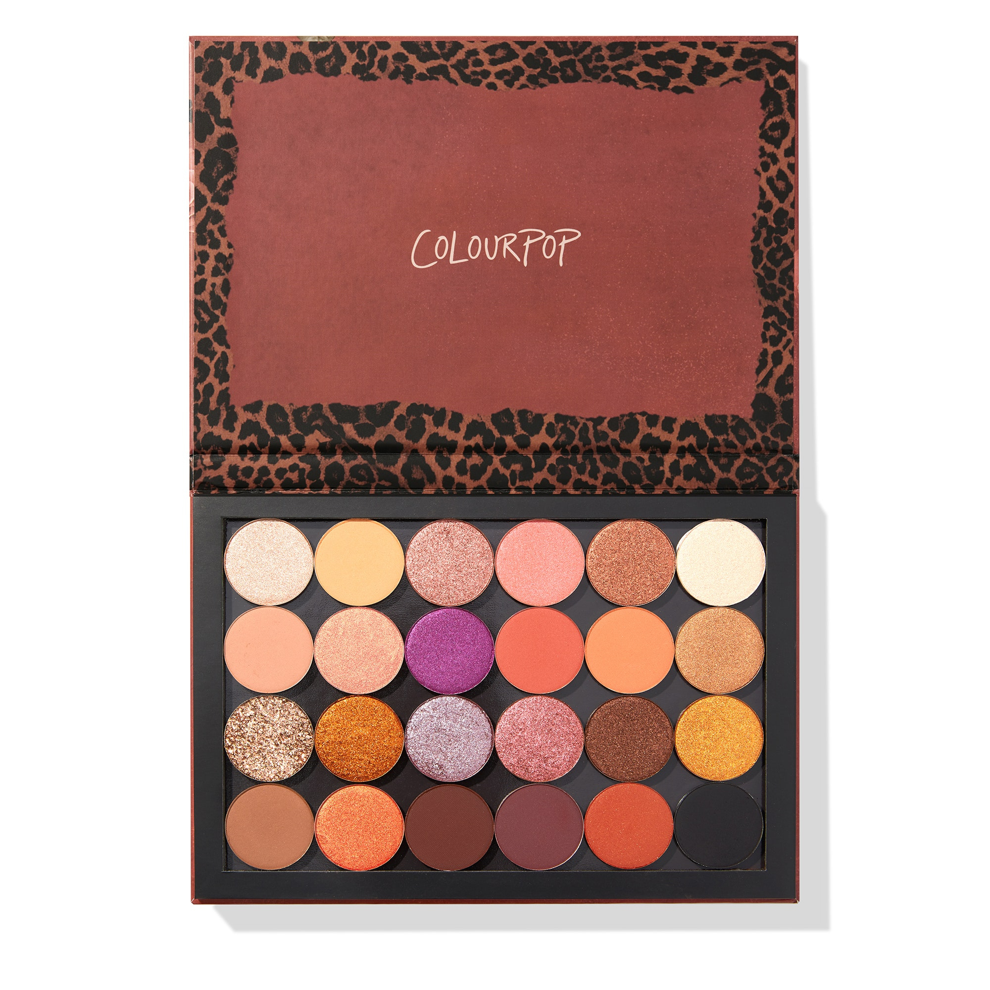 ColourPop You Should See Me In A Crown Palette
