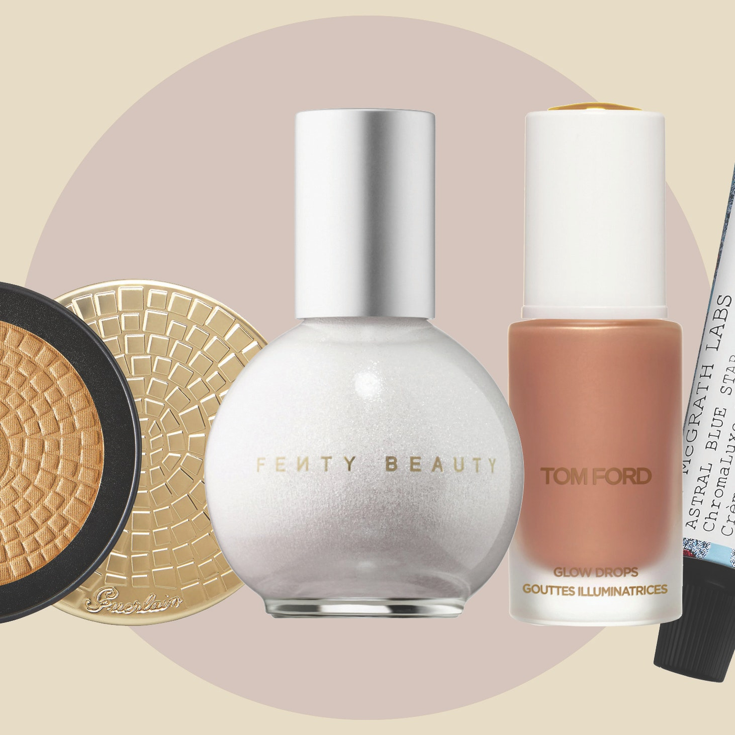 Embody the Holiday Glow This Year With Our Editors' Favorite New Highlighters
