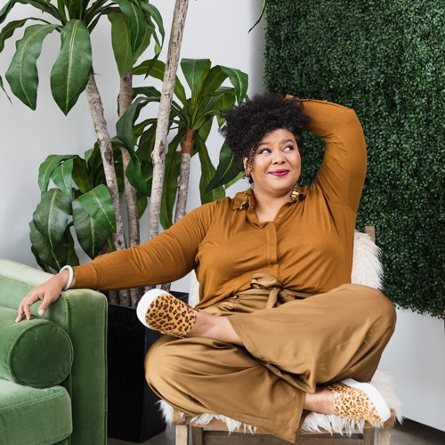 "Why ""The Godmother of Brown Beauty Blogging"" Is Completely Pro-Aging"