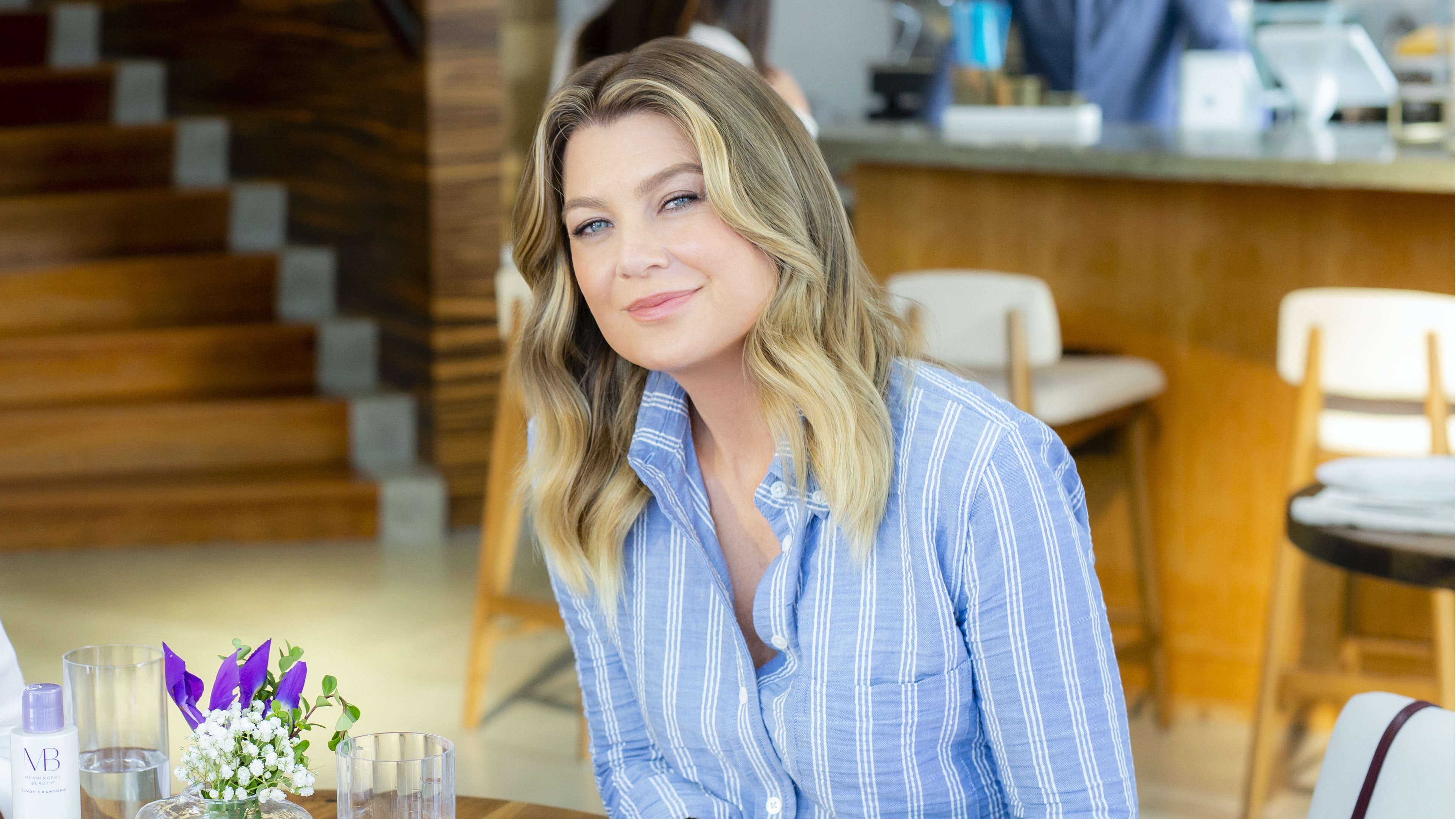 Ellen Pompeo on How Her Skin and Career Seem to Stand the Test of Time