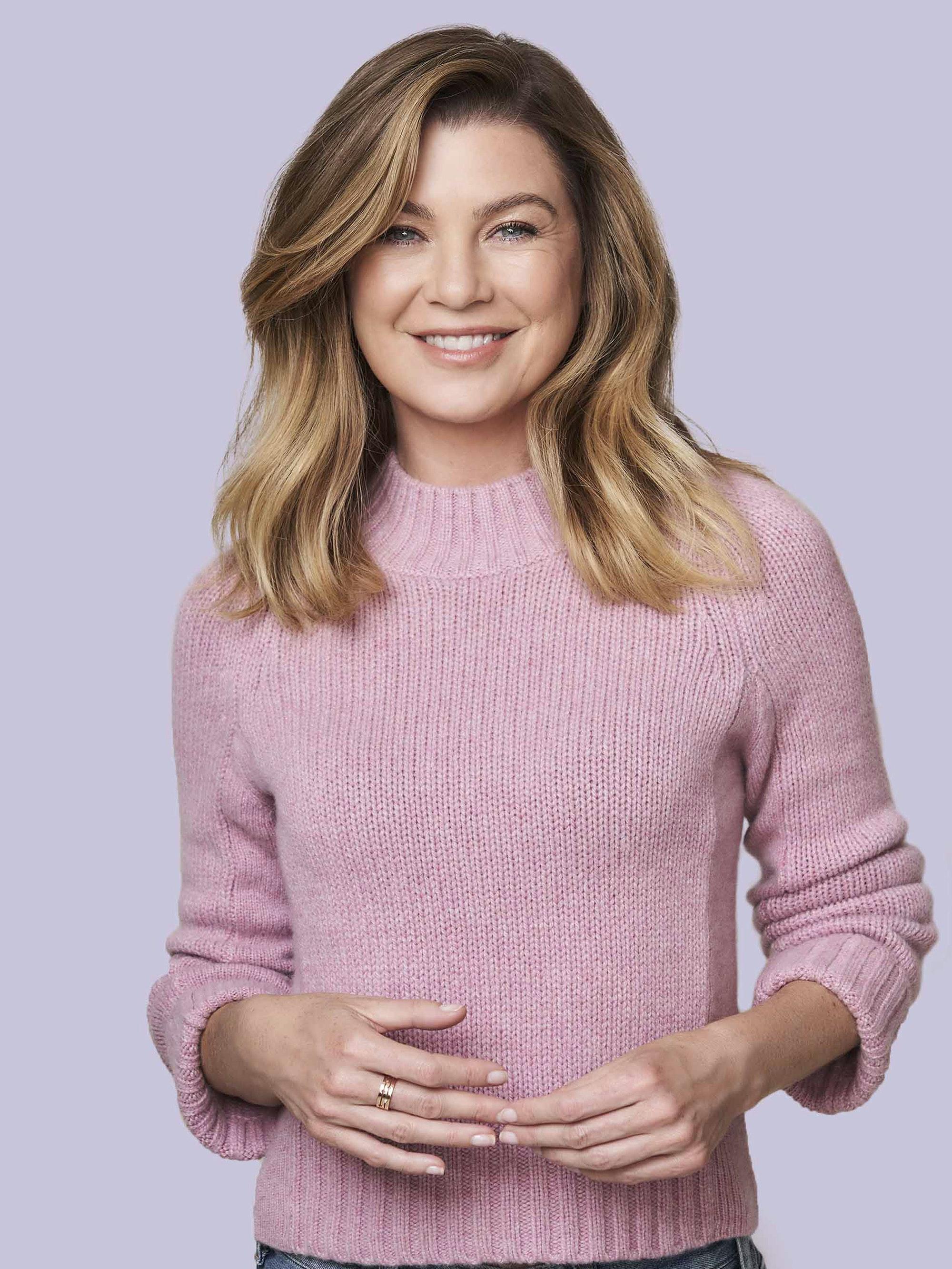 Ellen Pompeo skincare routine