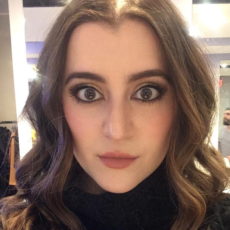 Emily Orofino, Senior Beauty Editor