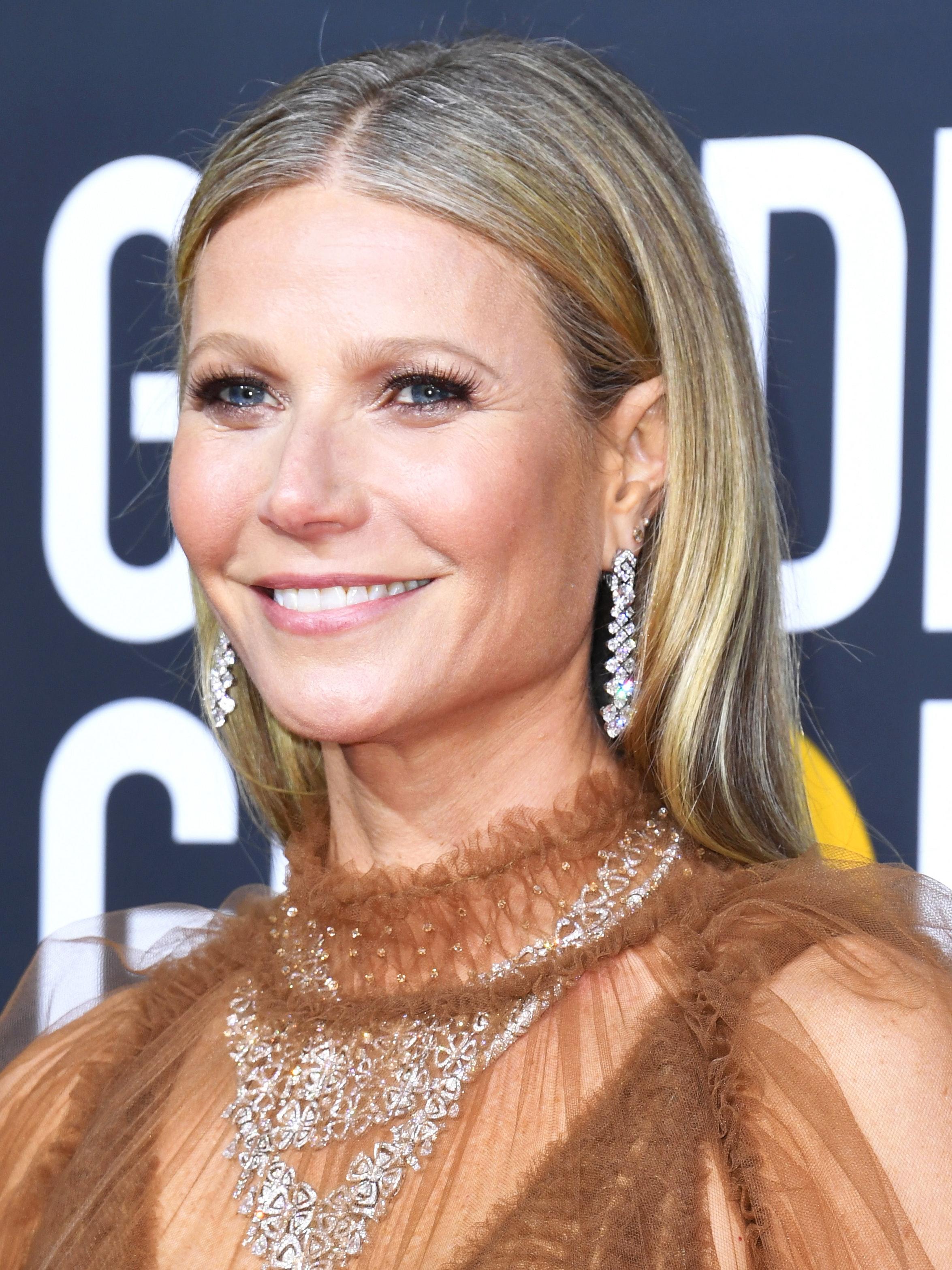 Gwenyth Paltrow Golden Globes 2020