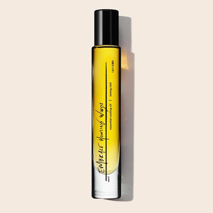 Lily™ Essential CBD Oil Roller in Embrace Howling Winds