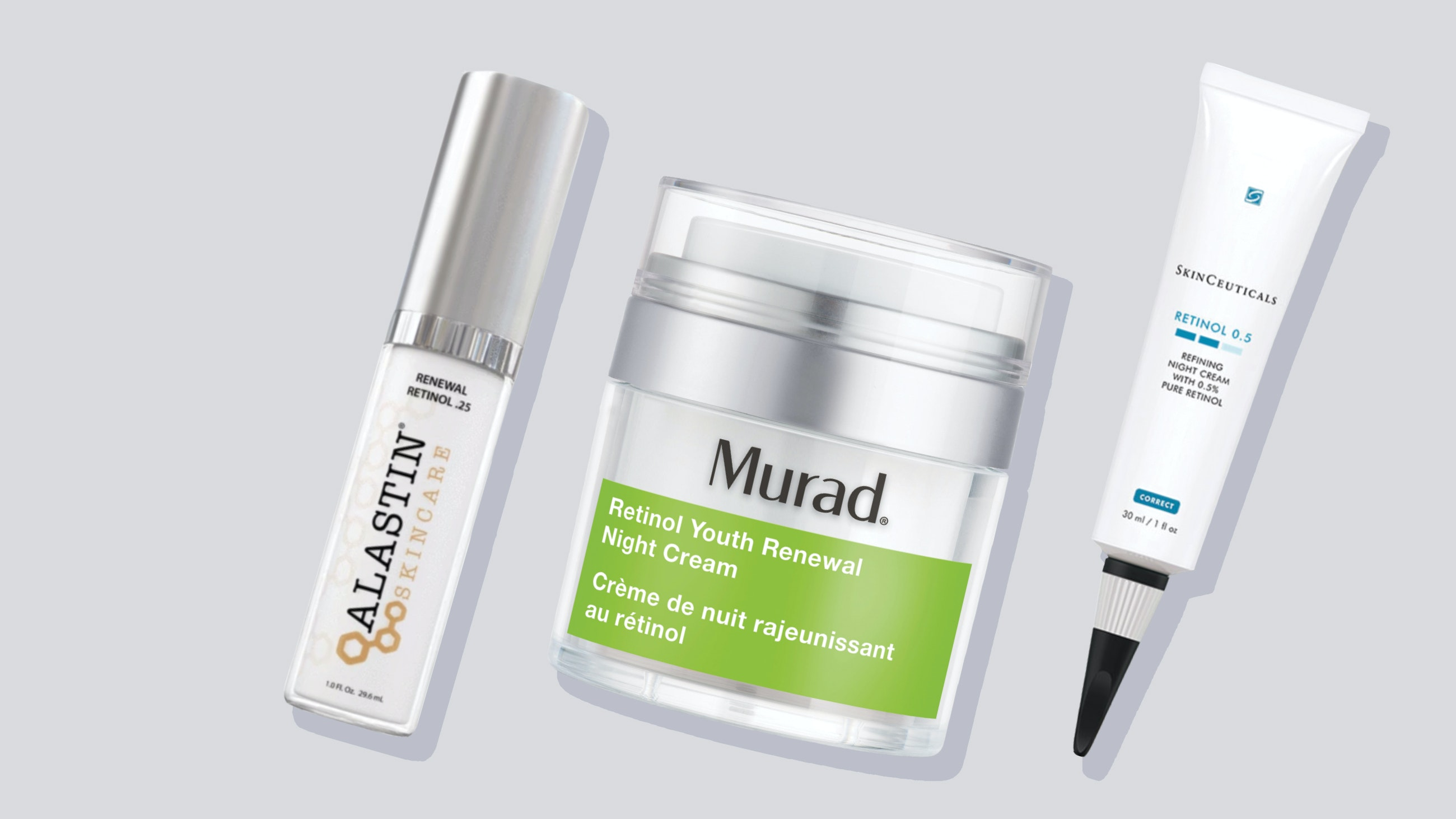 Derms and Plastics Share Their 6 Favorite Retinoid Formulas For Wrinkles, Dark Spots, and Acne