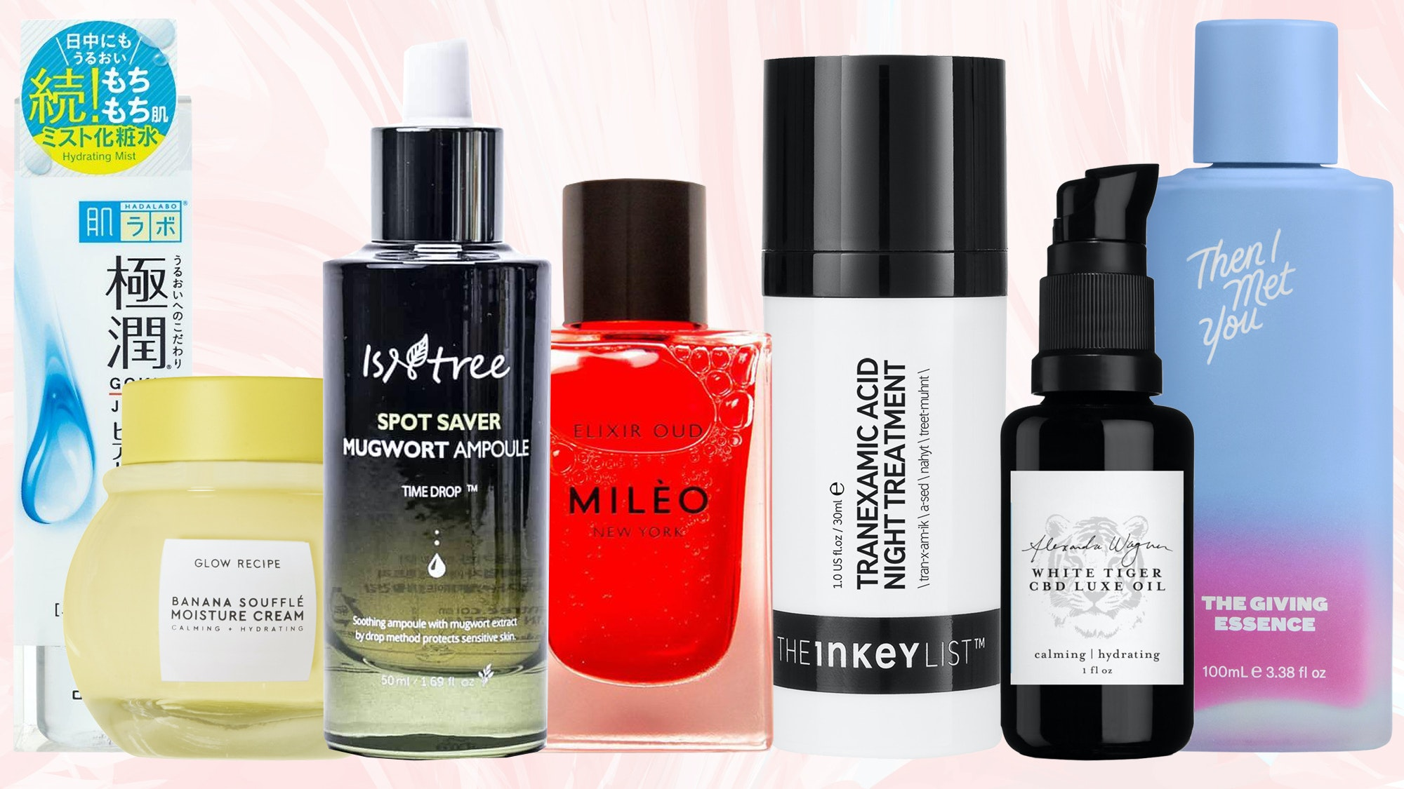 7 of the Buzziest and Best Skincare Ingredients to Try In 2020