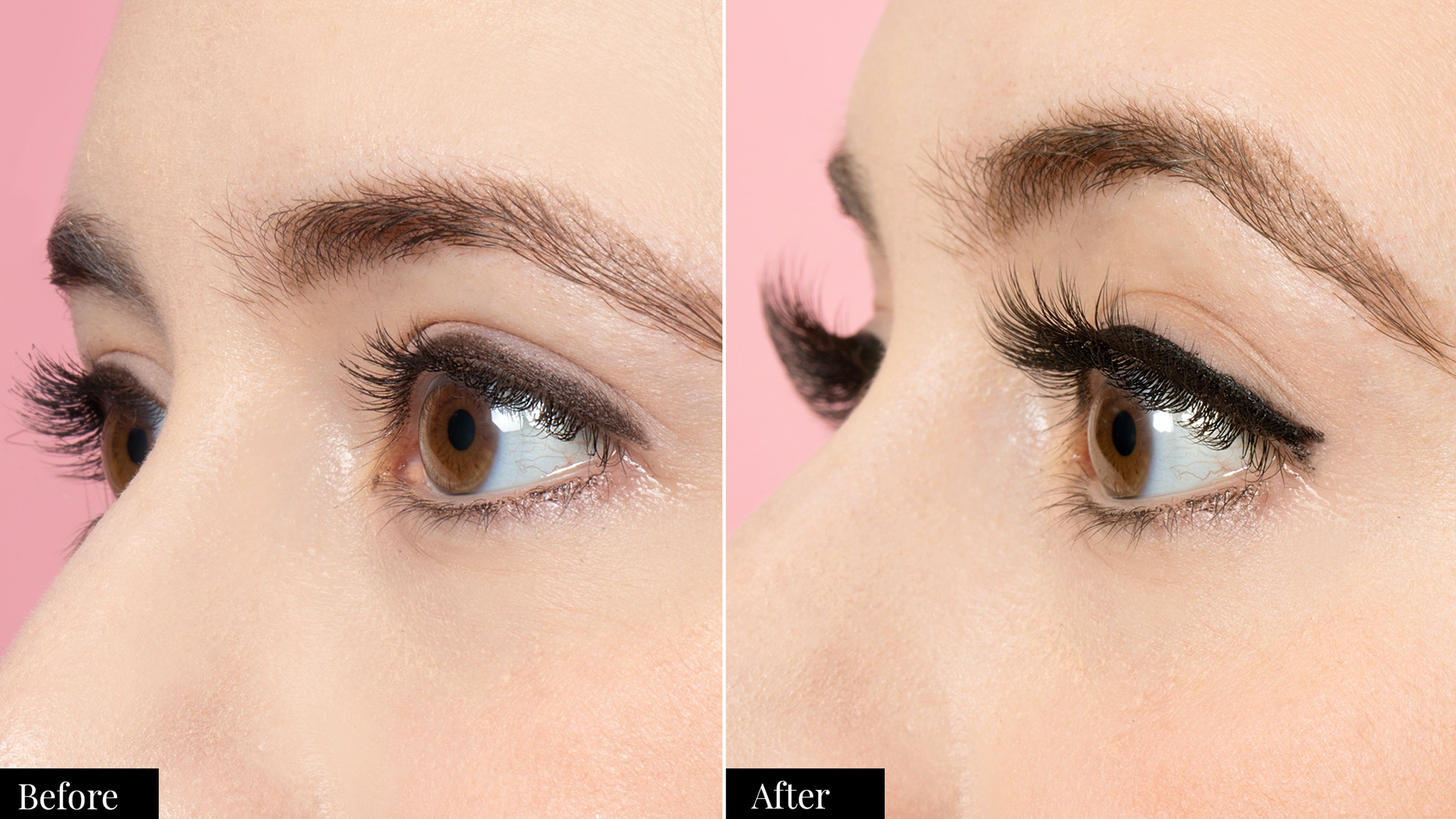 Kiss magnetic lashes review before and after