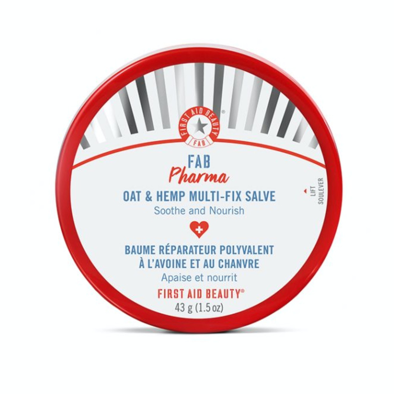 First Aid Beauty FAB Pharma Oat & Hemp Multi-Fix Salve