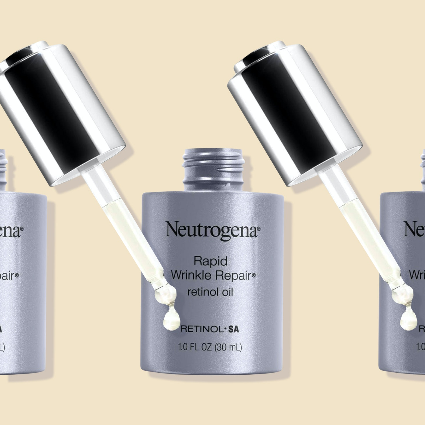 This Neutrogena Retinol Oil Promises Results In One Week — Here's My Honest Review