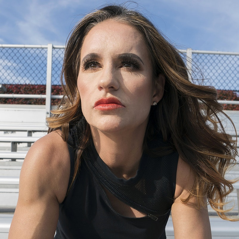 Meet Dr. Jen Welter, the First Female Running Back in Men's Pro Football