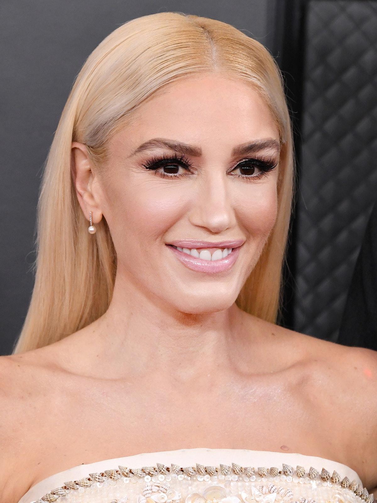 Gwen Stefani Best Beauty Looks GRAMMYs 2020