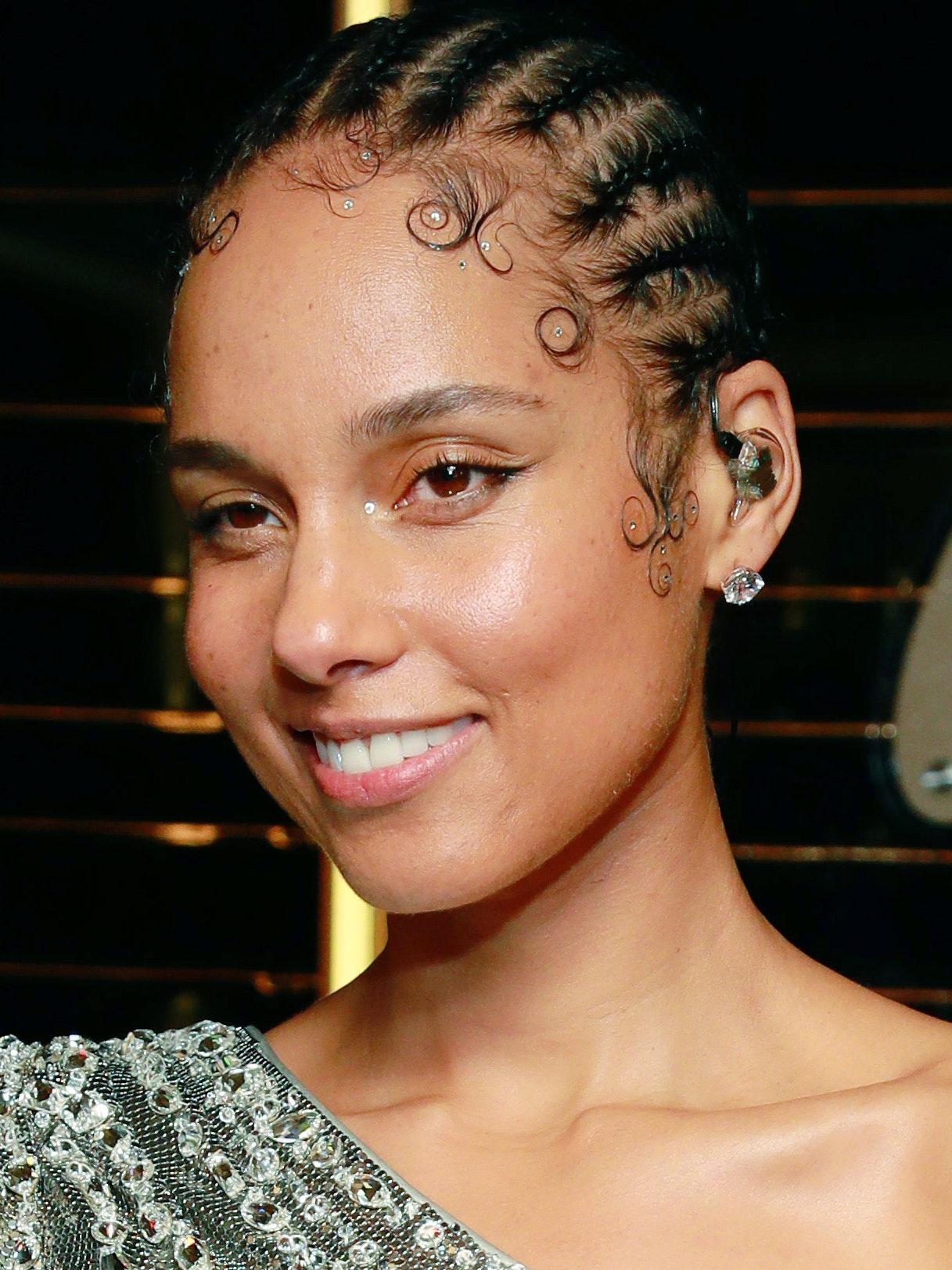 Alicia Keys Best Beauty Looks
