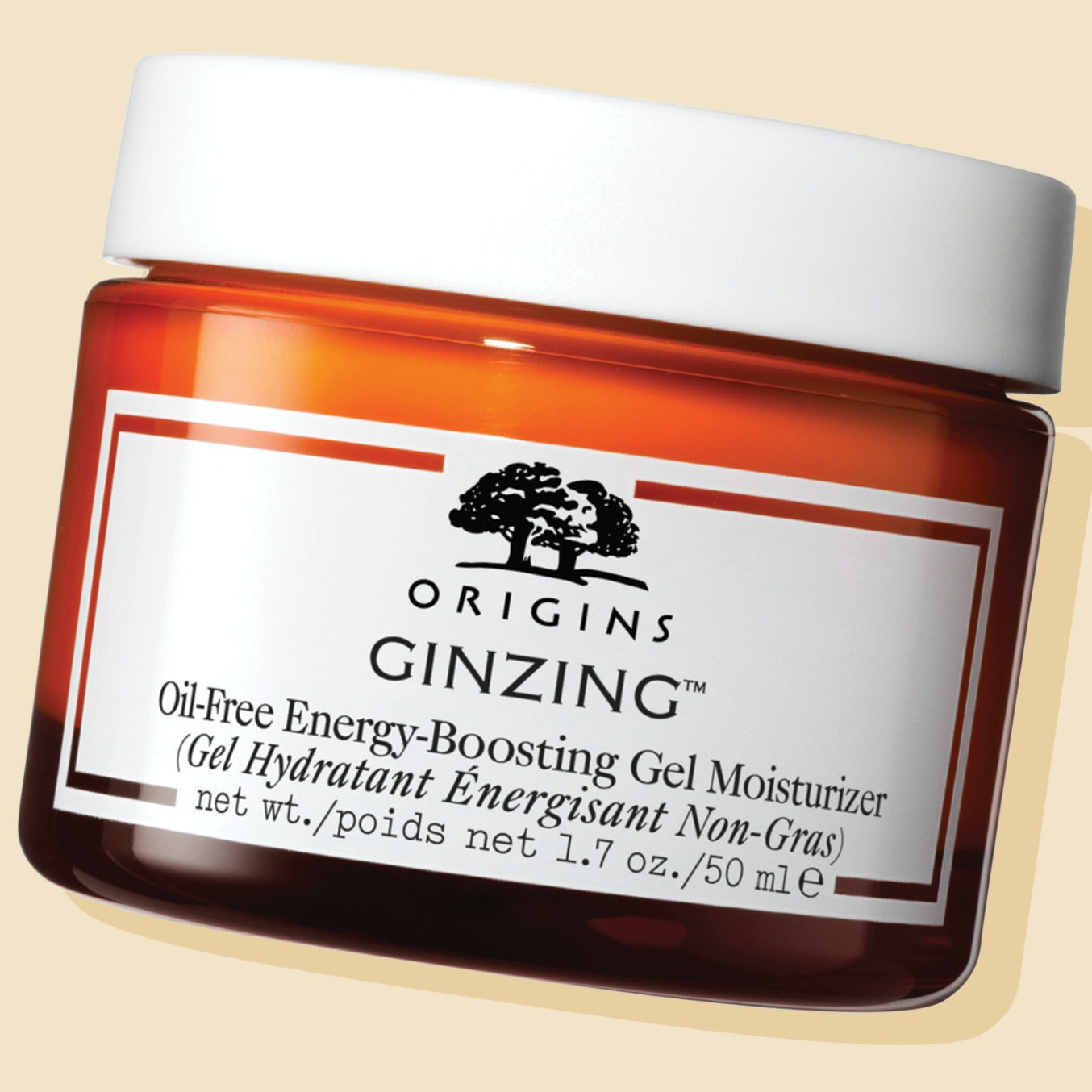 The Origins Ginzing Energy-Boosting Gel Moisturizer Has Been a #1 Seller For Years