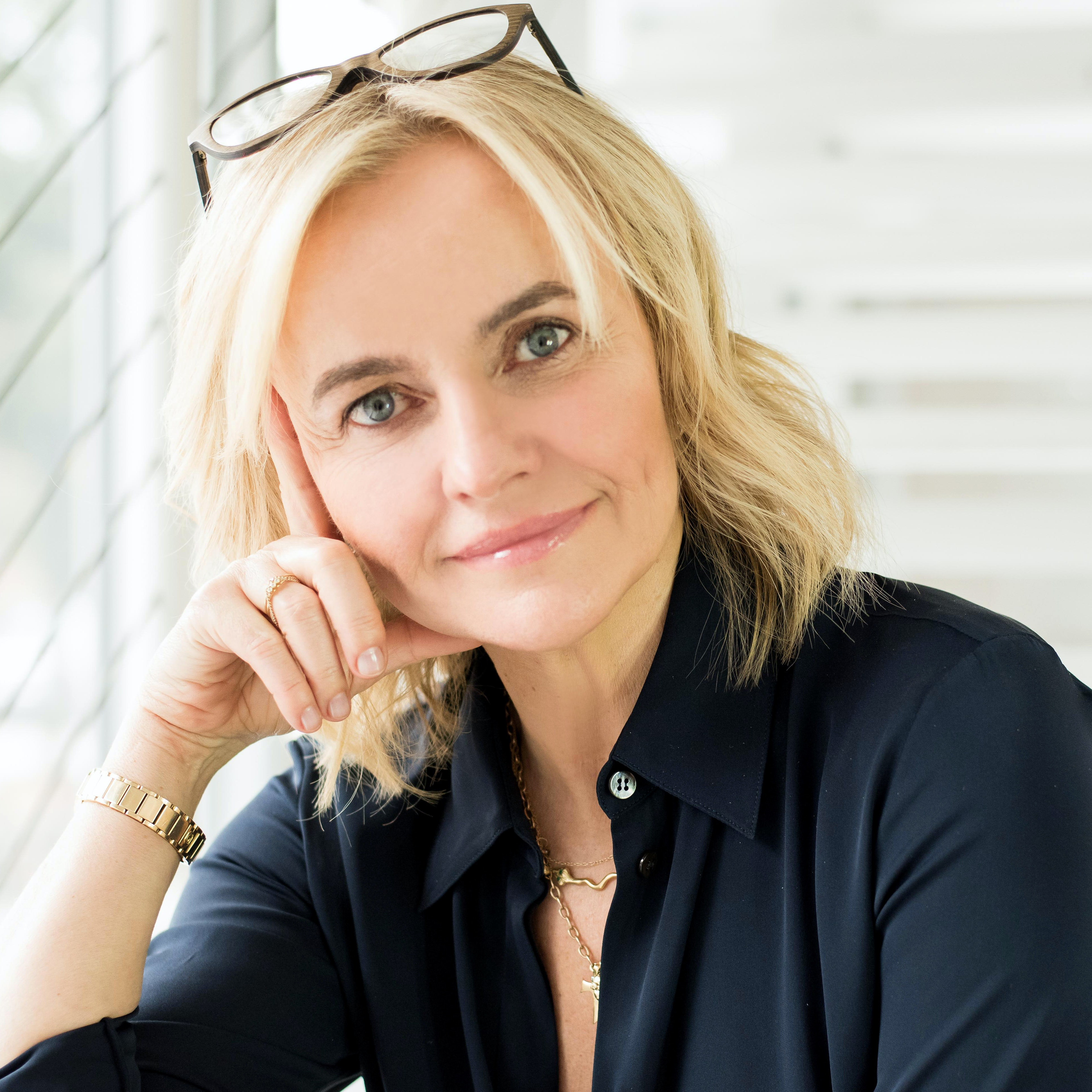 Dior Skincare Ambassador Joanna Czech on Devices, Influencing, and How to Take Care of Your Neck