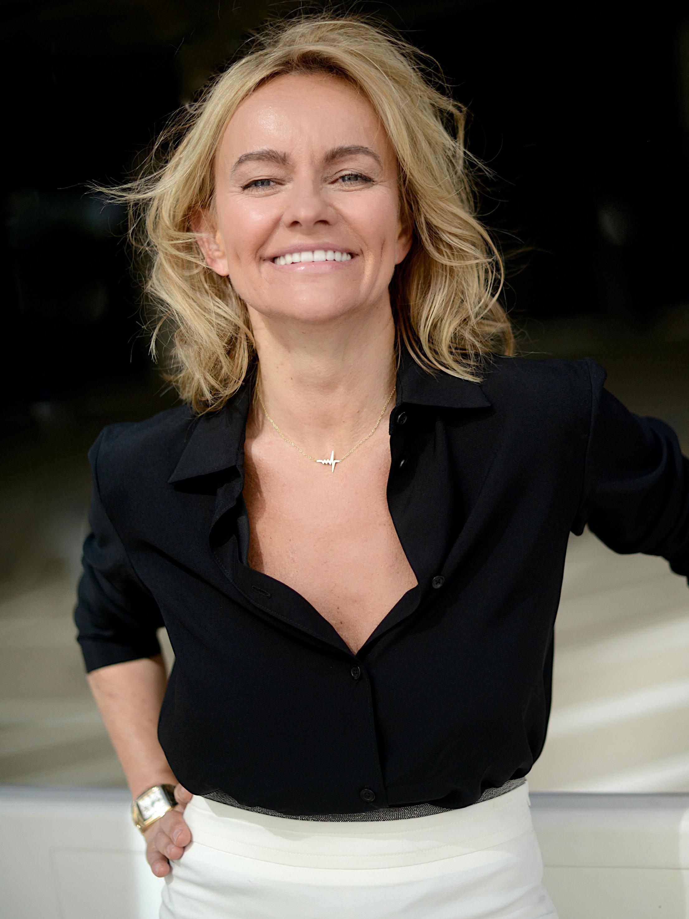Dior Skincare Ambassador Joanna Czech
