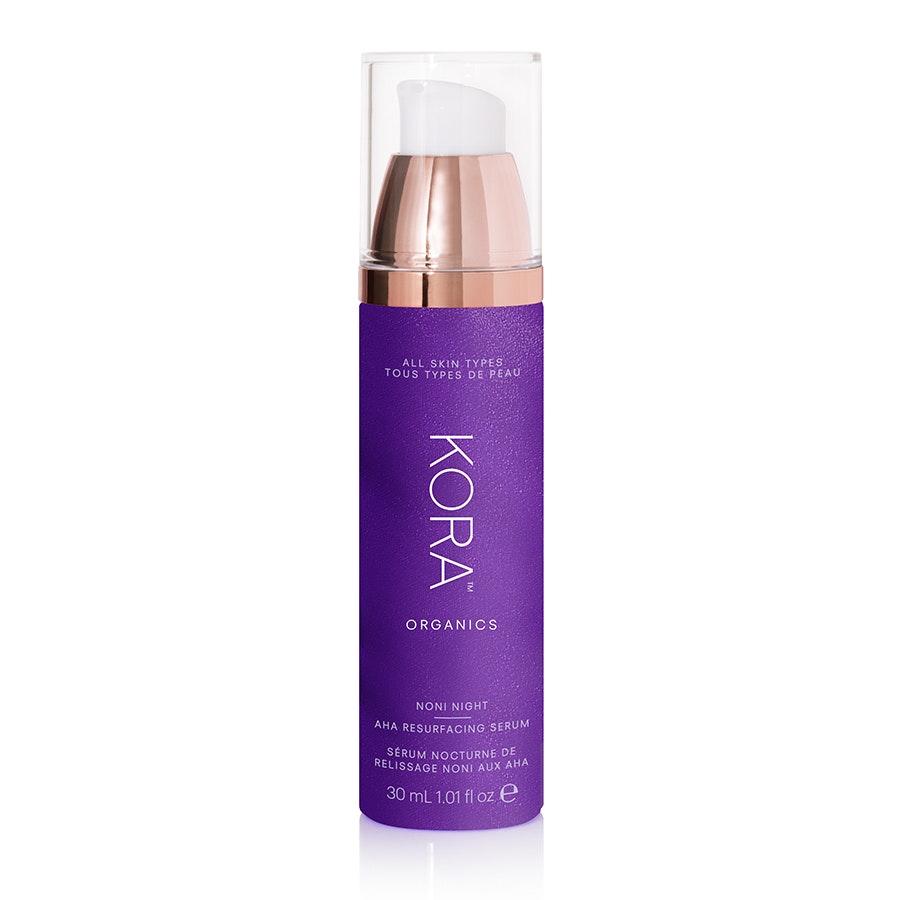 Kora® Organics Noni Night™ AHA Resurfacing Serum