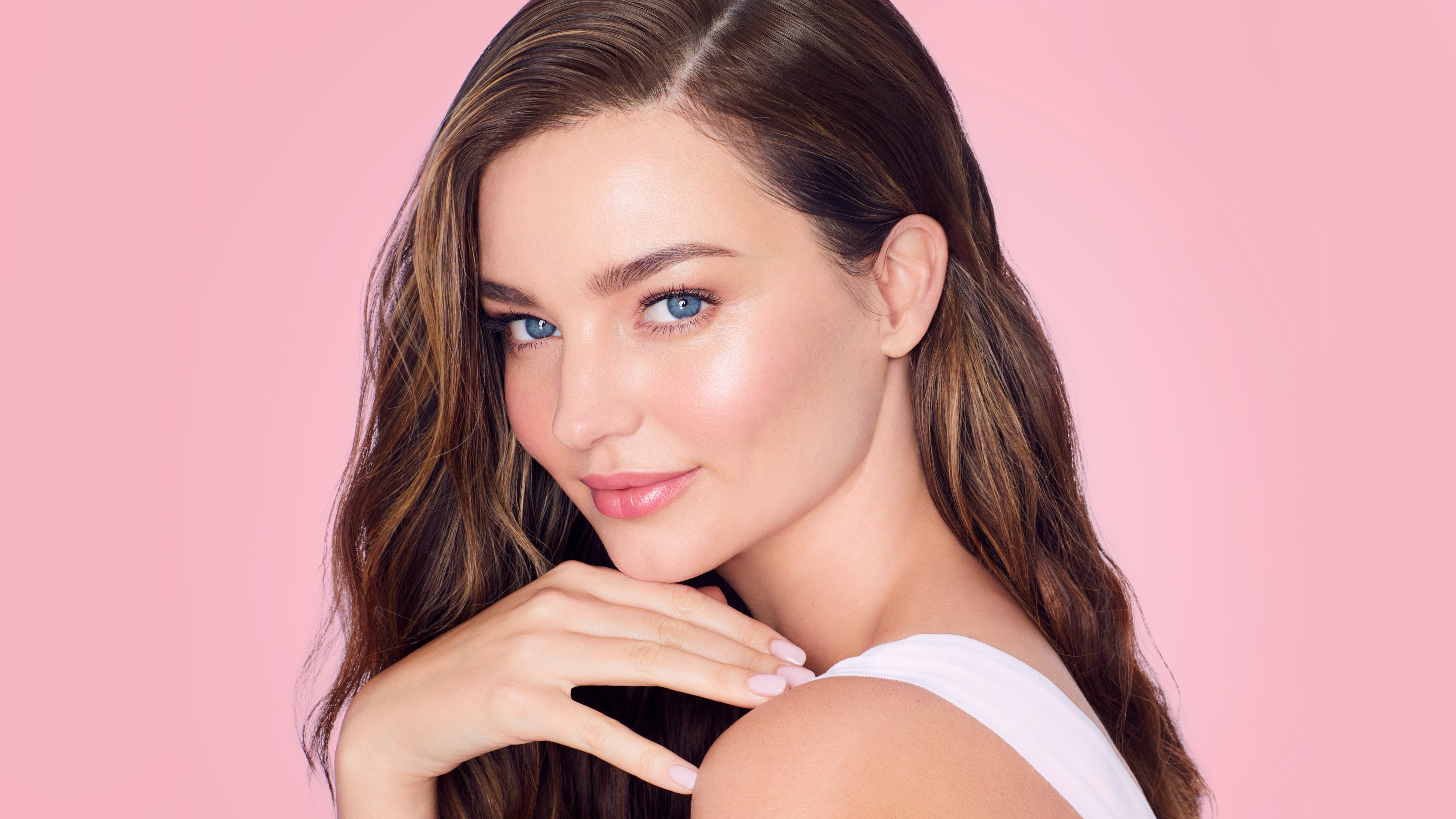 Miranda Kerr's Beauty Evolution: From Perm Faux Pas to Founding an Organic Skincare Brand