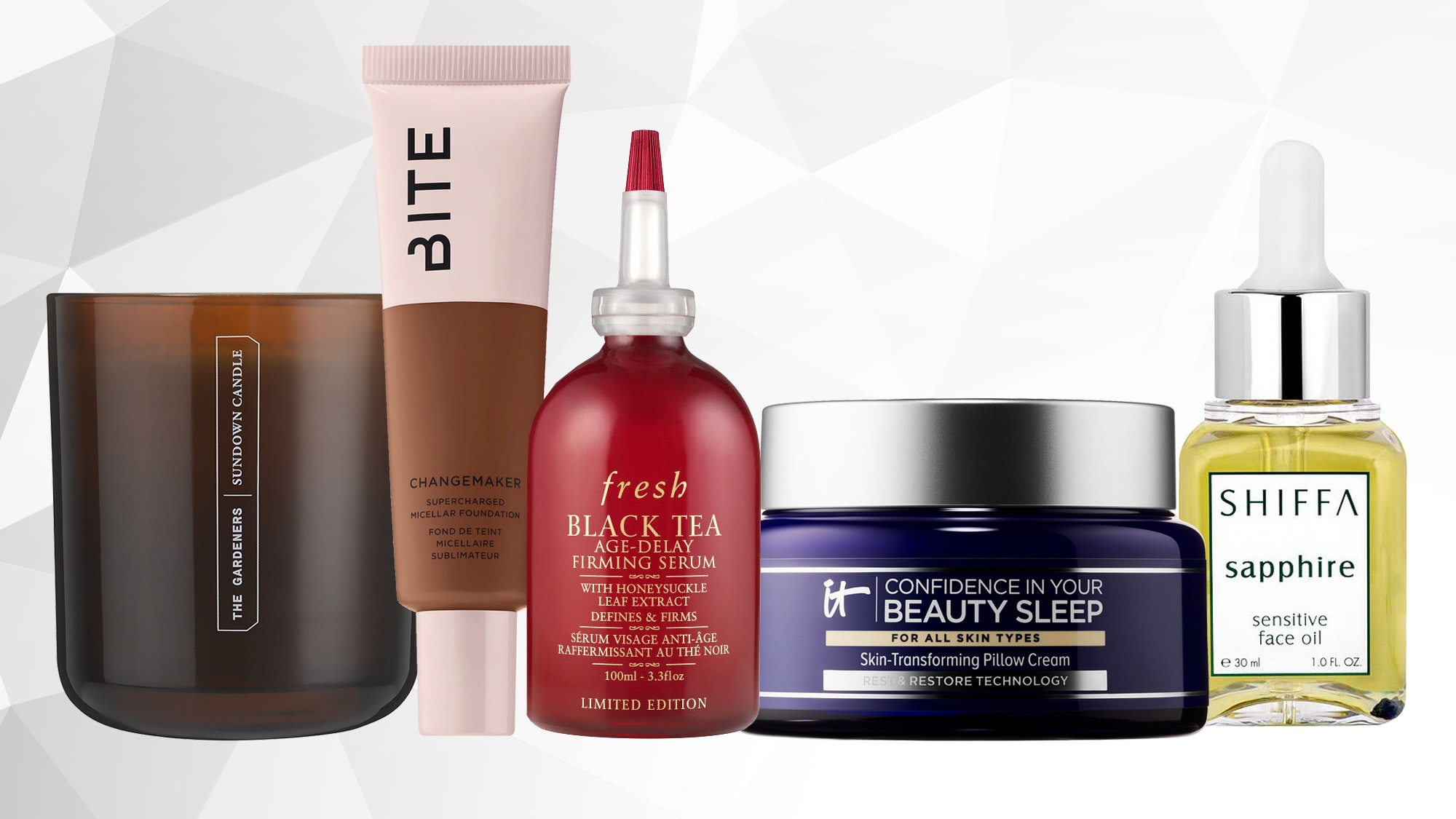 Beauty products February 2020
