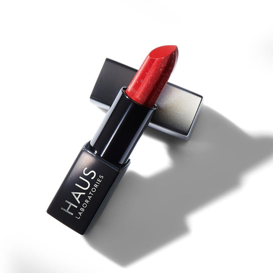 HAUS Laboratories® Sparkle Lipstick in Burlesque®