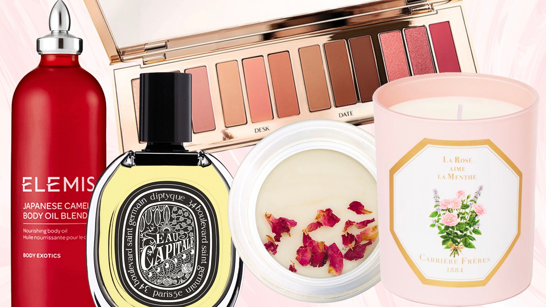 Our Editors' Favorite New Beauty Products for Valentine's Day, Galentine's Day, and Beyond