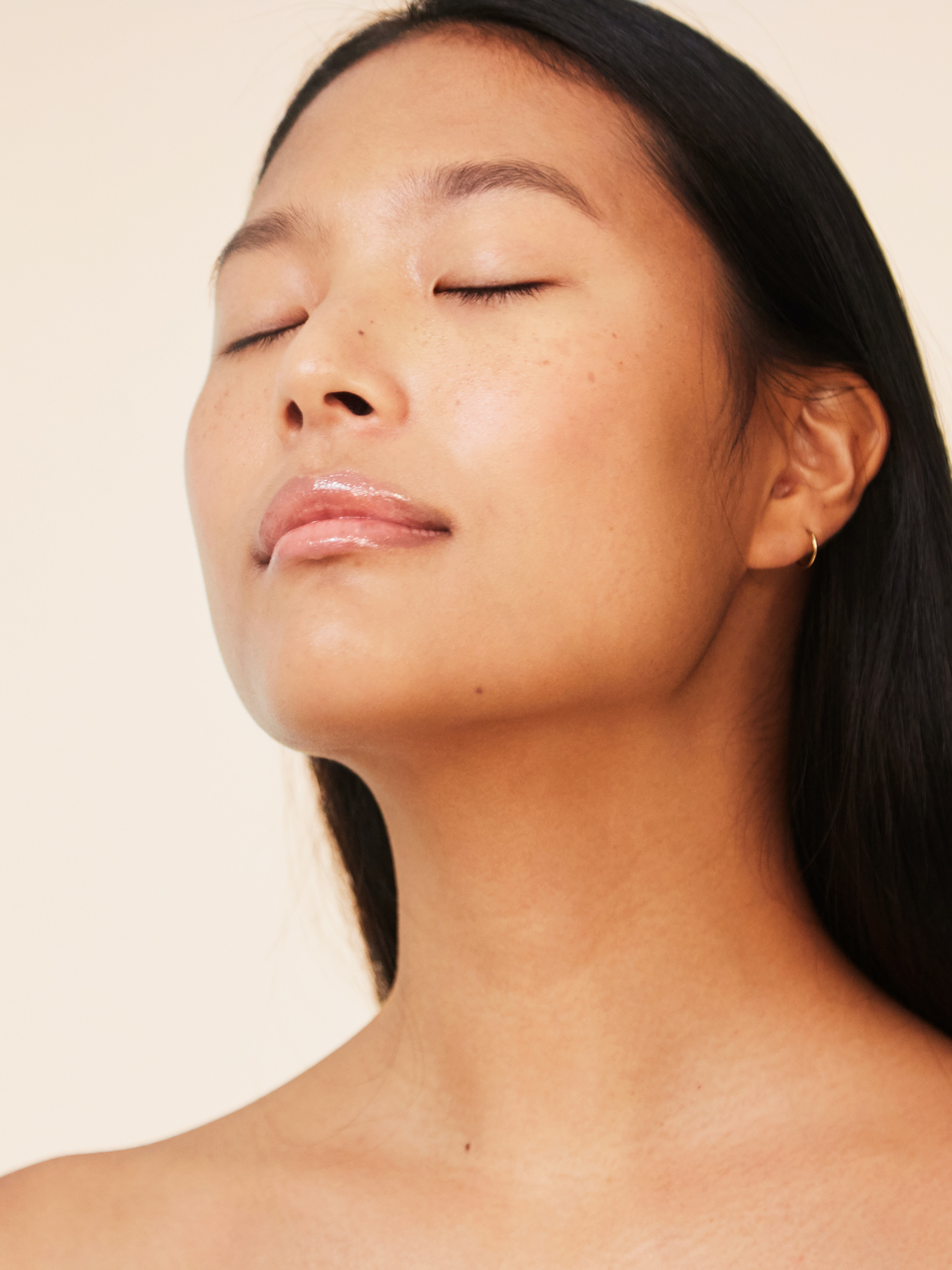 how to take care of your skin after aesthetic treatments woman smiling