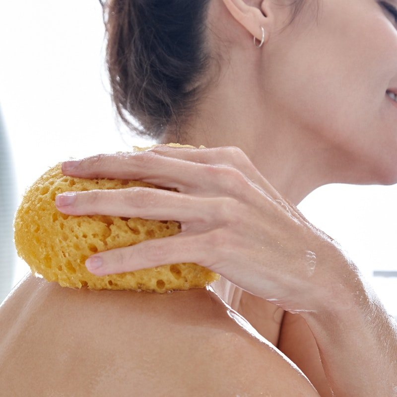 How Often Should You Replace Your Loofah? Derms Weigh In