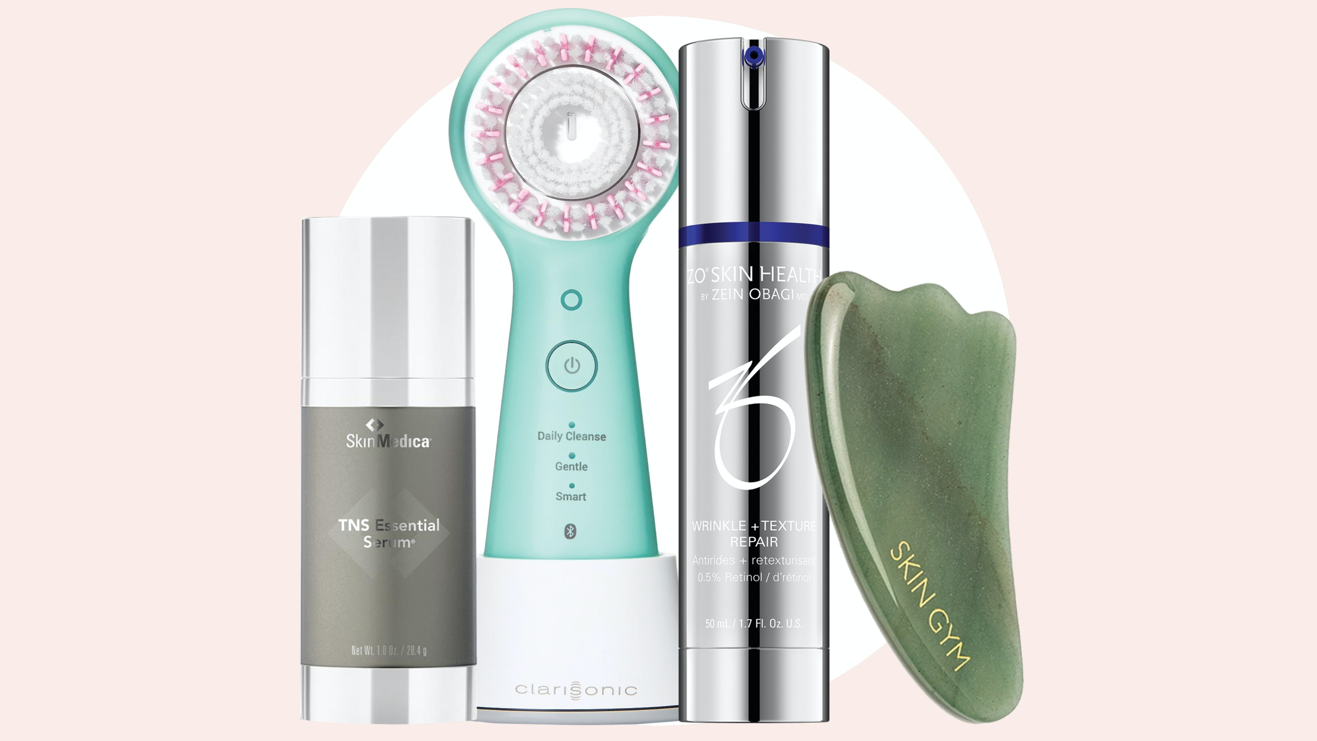 best skin care products dermatologist recommended