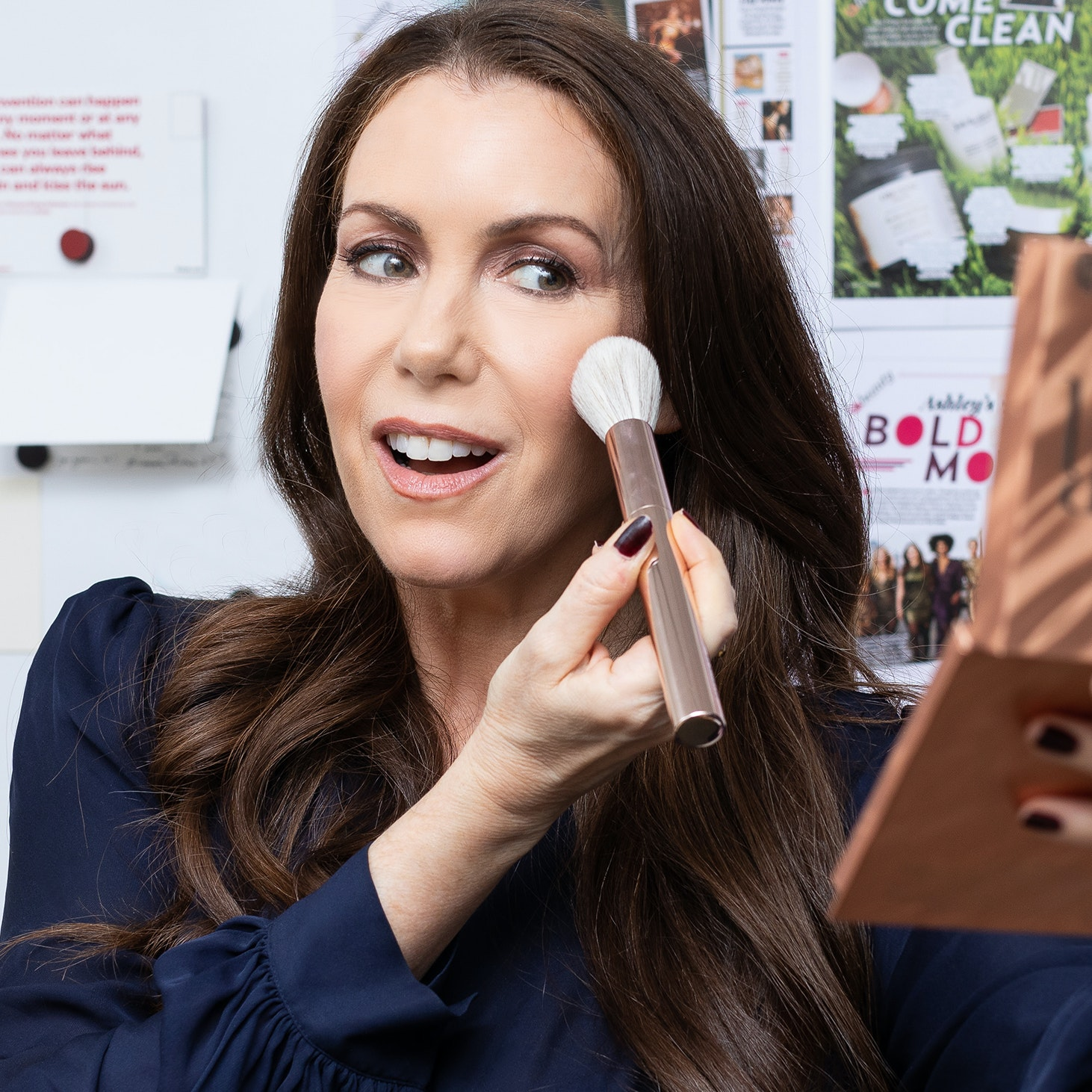Inside the Fabulous, Beauty-Centric, Hangover-Free World of Us Weekly's Gwen Flamberg