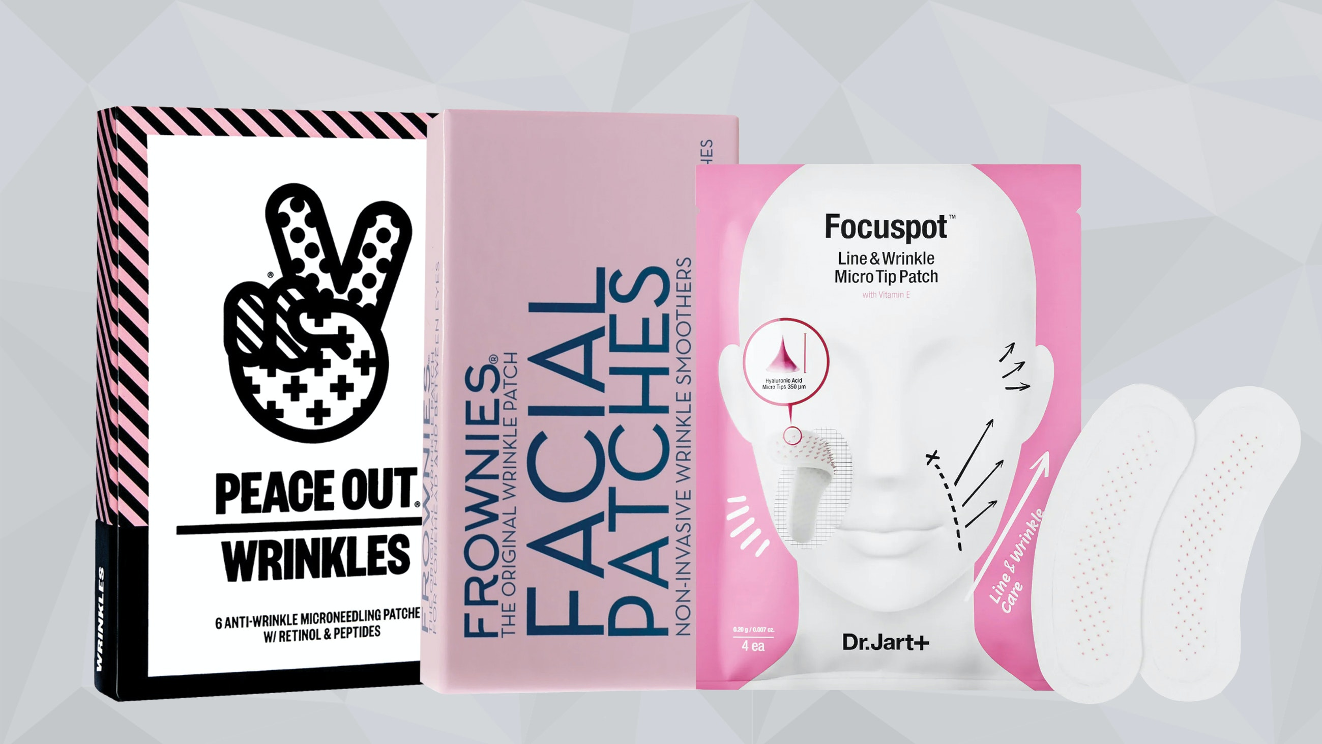 Facial Patches for Wrinkles