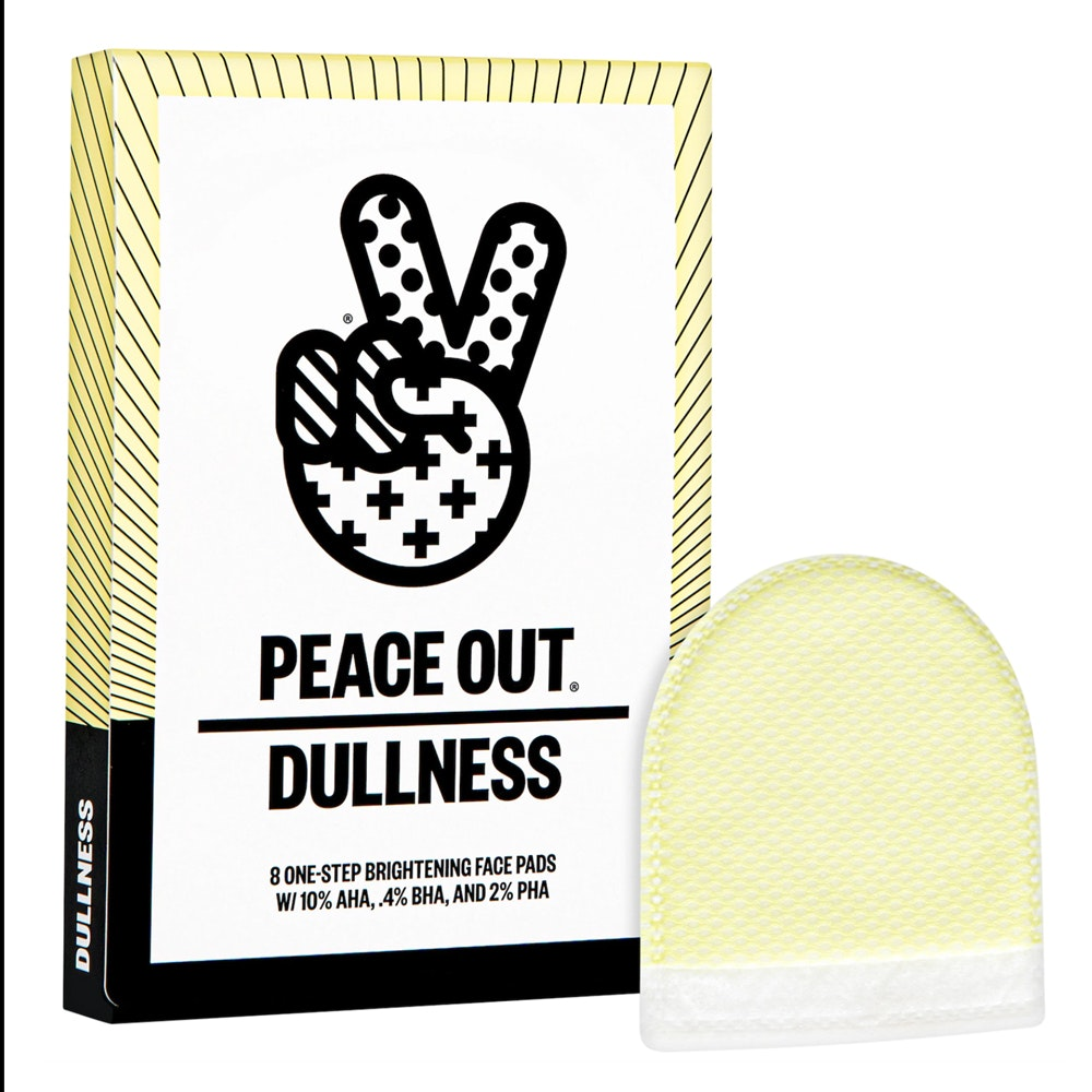 Peace Out® Dullness Brightening Pads