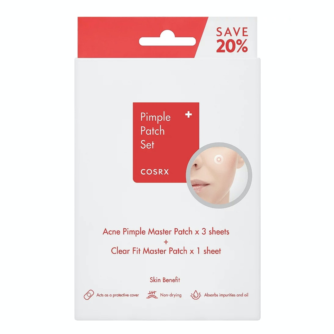 COSRX® Pimple Patch Set