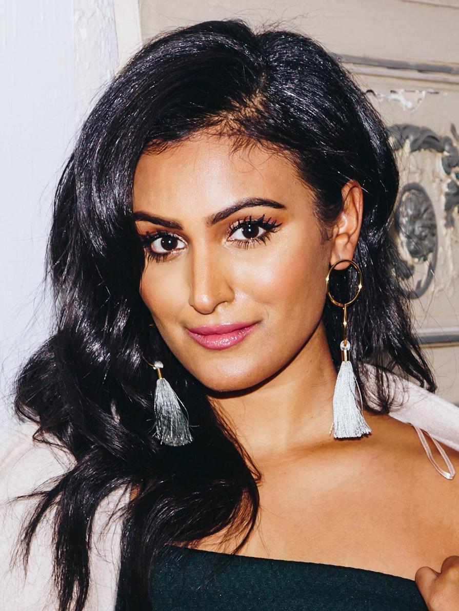 Nina Davuluri, Miss America 2014, founder of Aavrani® skincare