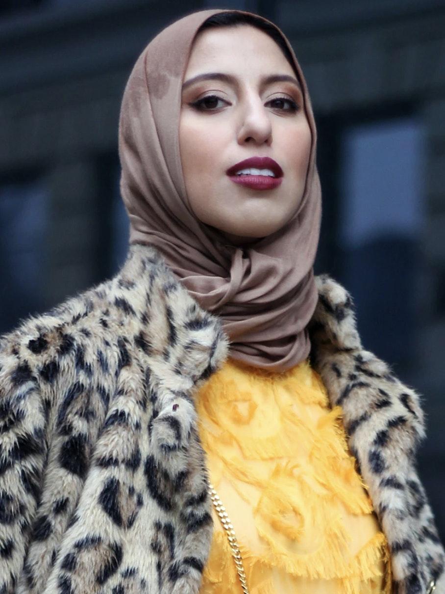 Melanie Elturk, founder of Haute Hijab®