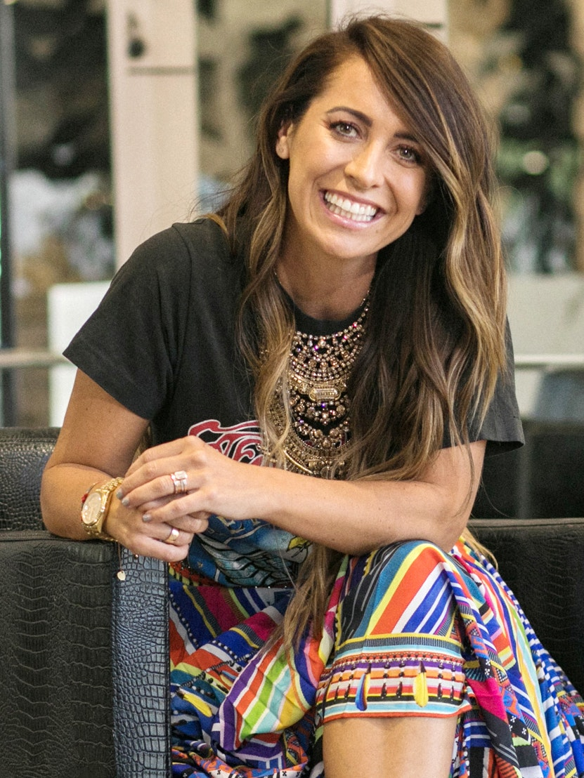 Riawna Capri, stylist/artist