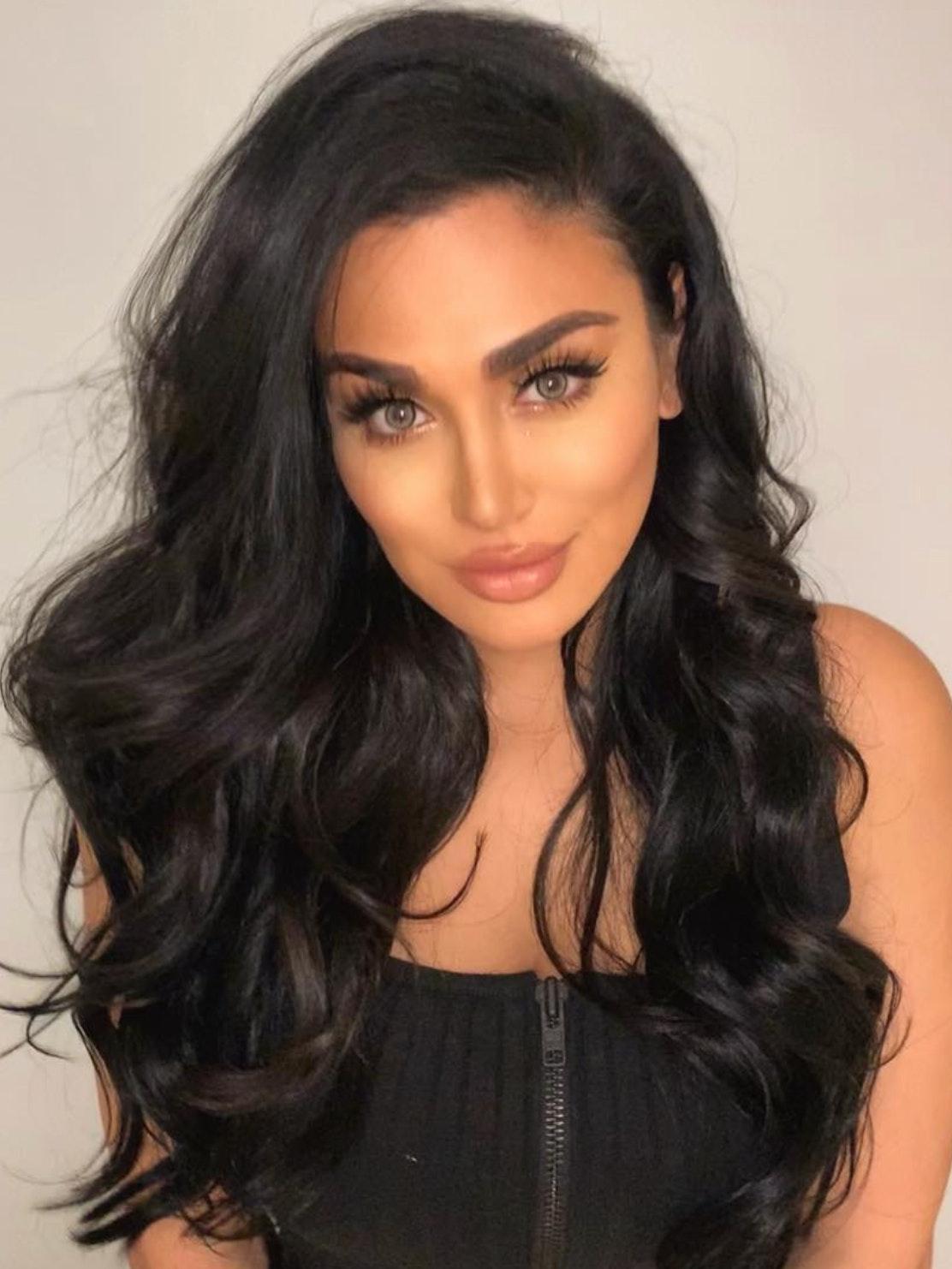 Huda Kattan, makeup mogul, entrepreneur, and content creator