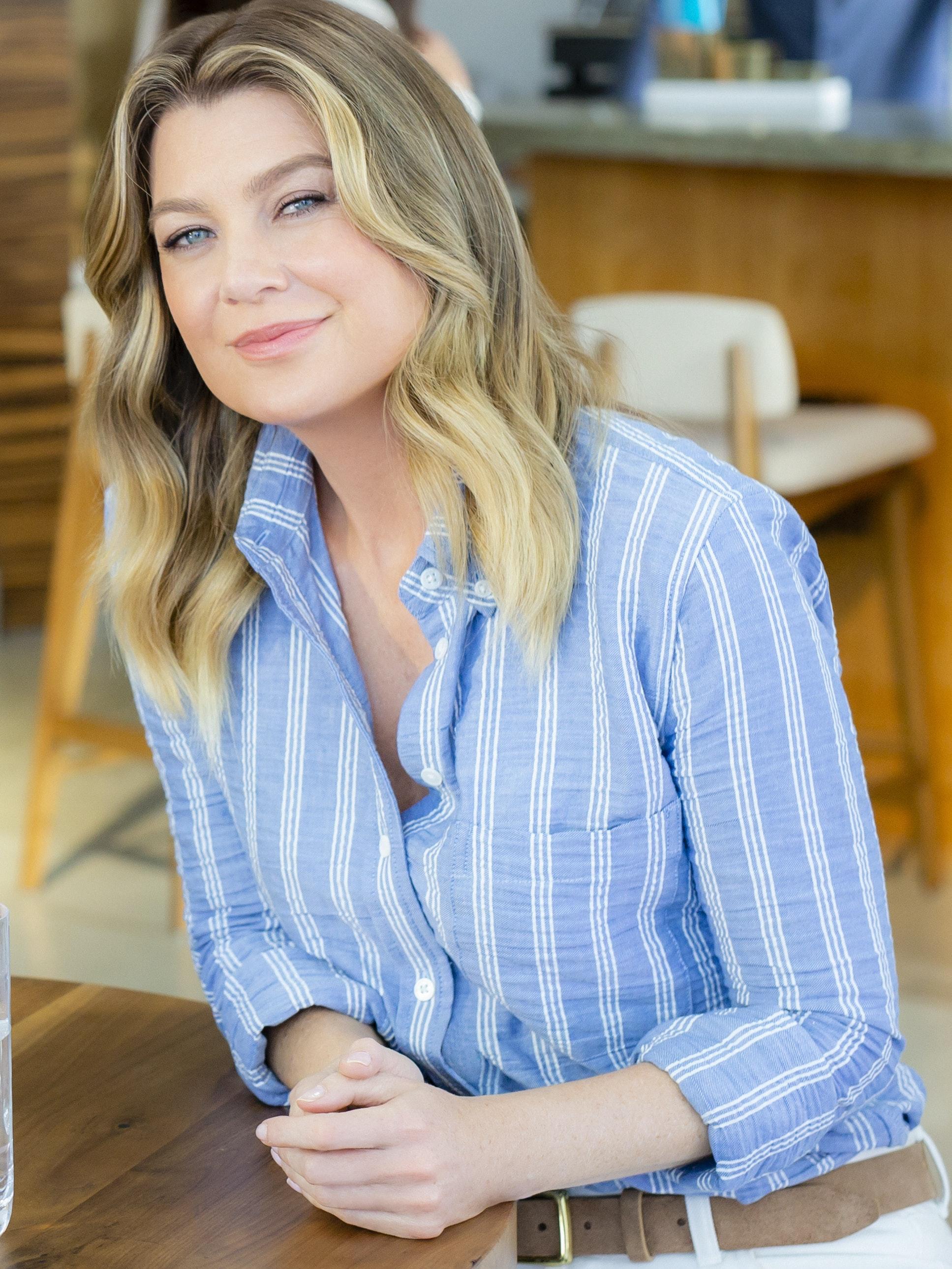 Ellen Pompeo, actress