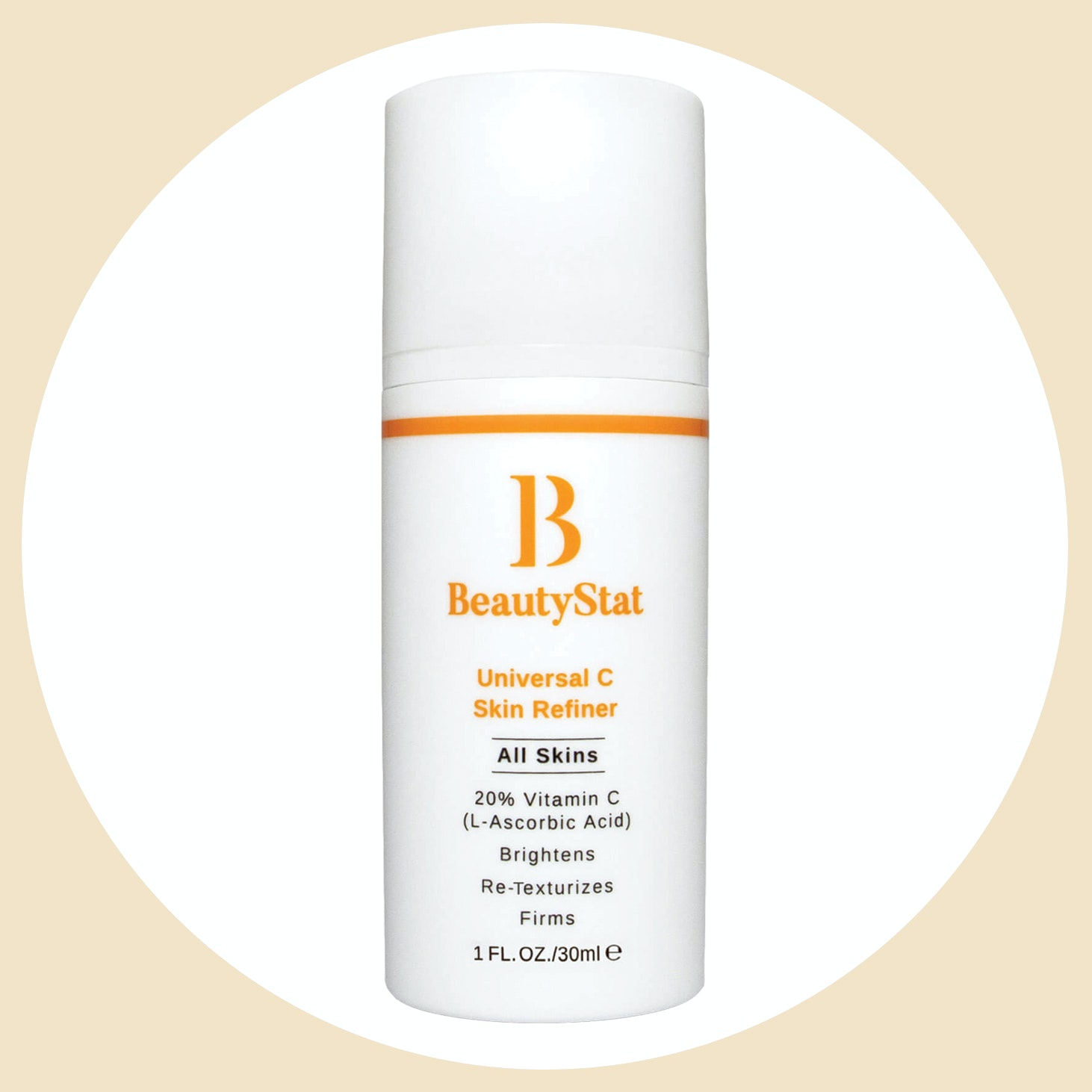 The BeautyStat Universal C Skin Refiner Might Just Be The Next Cult Classic Vitamin C Product