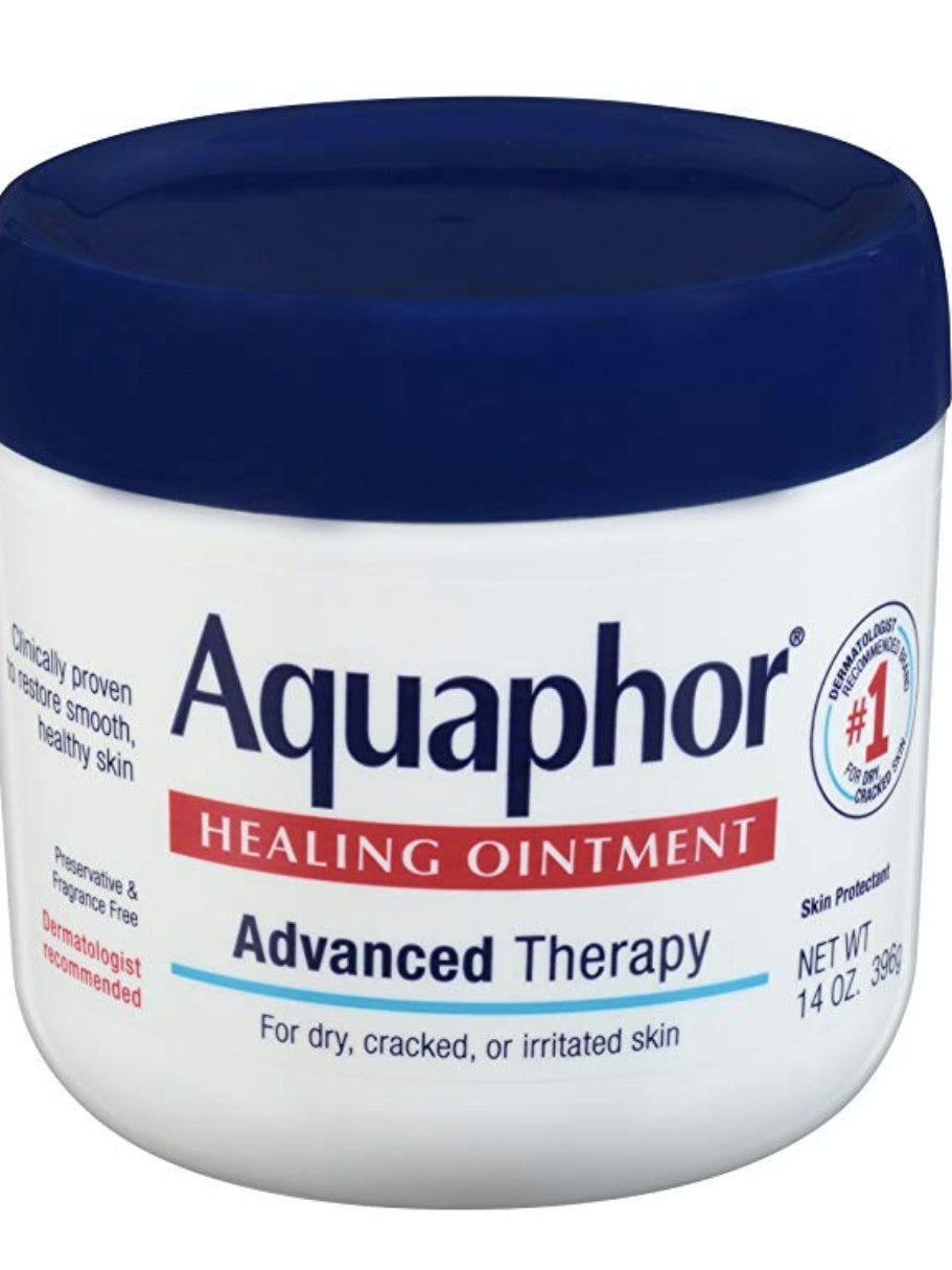 Things You Should Use After a Fraxel Laser: Aquaphor®