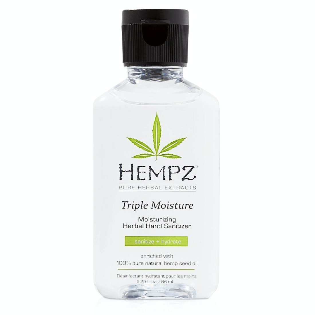 Hempz® Triple Moisture Moisturizing Herbal Hand Sanitizer