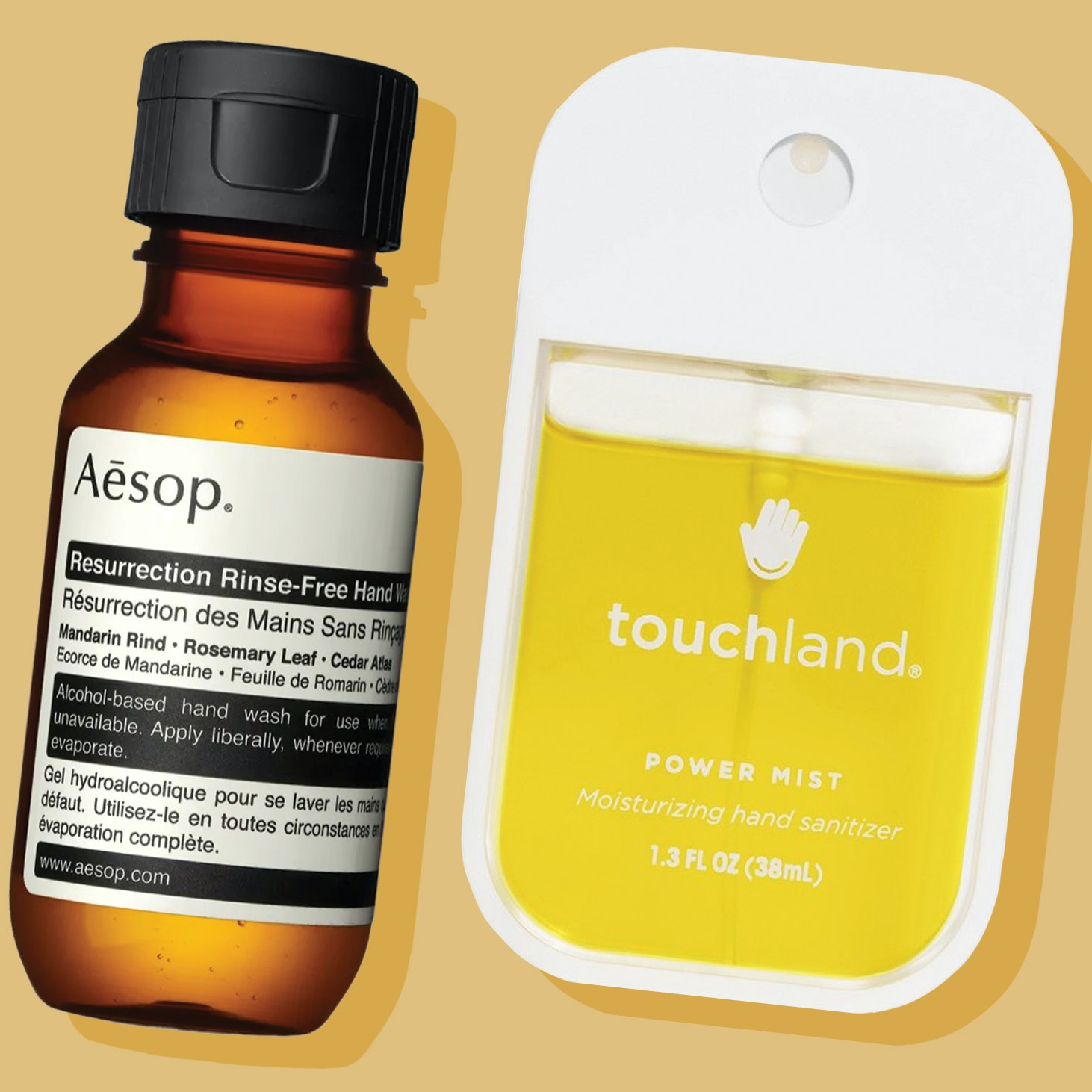 7 Hand Sanitizers That Are As Stylish As They Are Practical