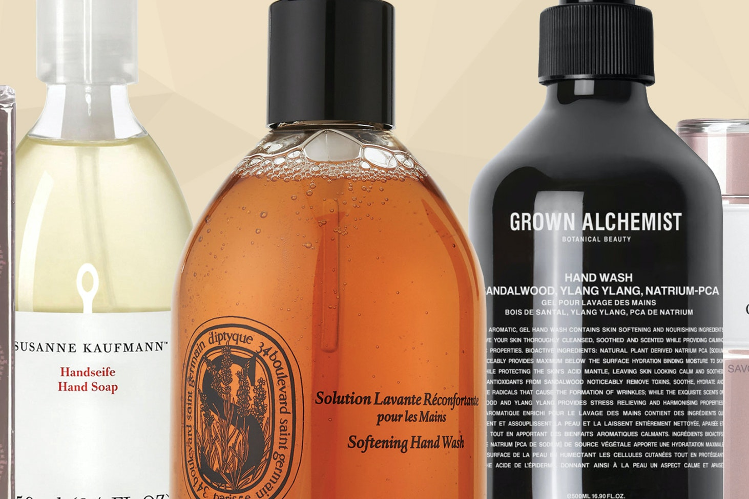 Hand Soap Is the New Fragrance: These Divinely-Scented Formulas Are Proof