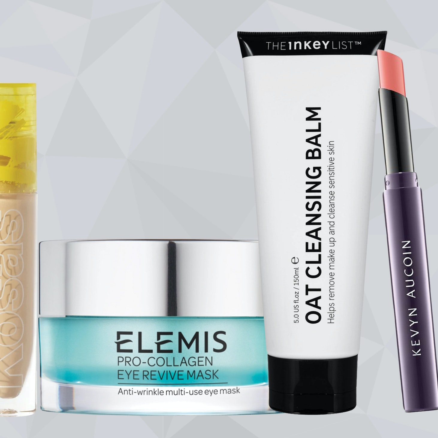 Exfoliating Oil Cleansers, Luminous Sunscreens, & More New Launches We Love This April