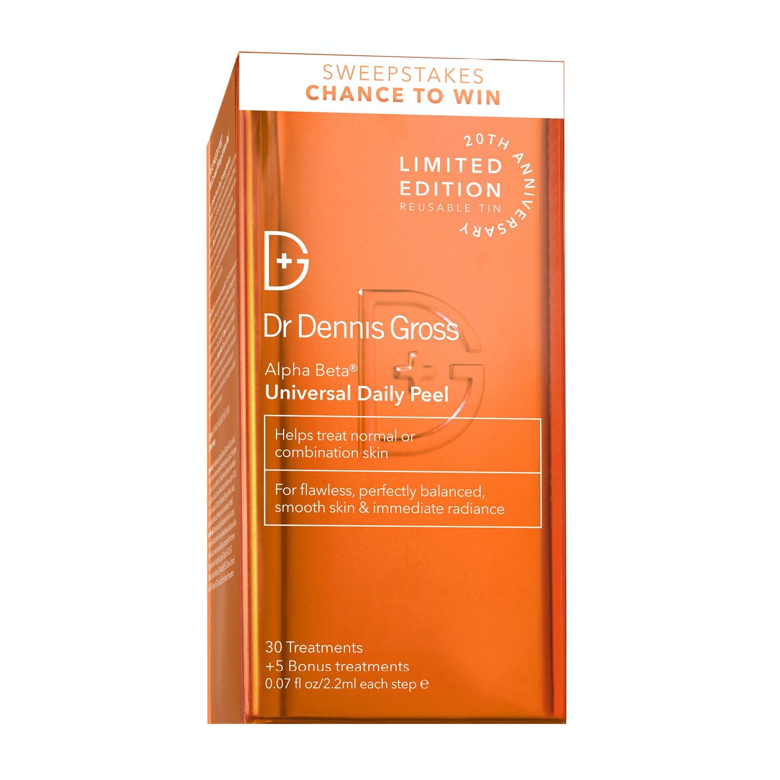 Dr. Dennis Gross® Skincare Alpha Beta® Universal Daily Peel, 20th Anniversary Edition