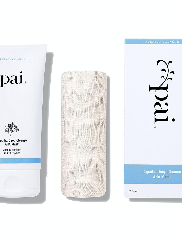 fermented skincare Pai® Copaiba Deep Cleanse AHA Mask