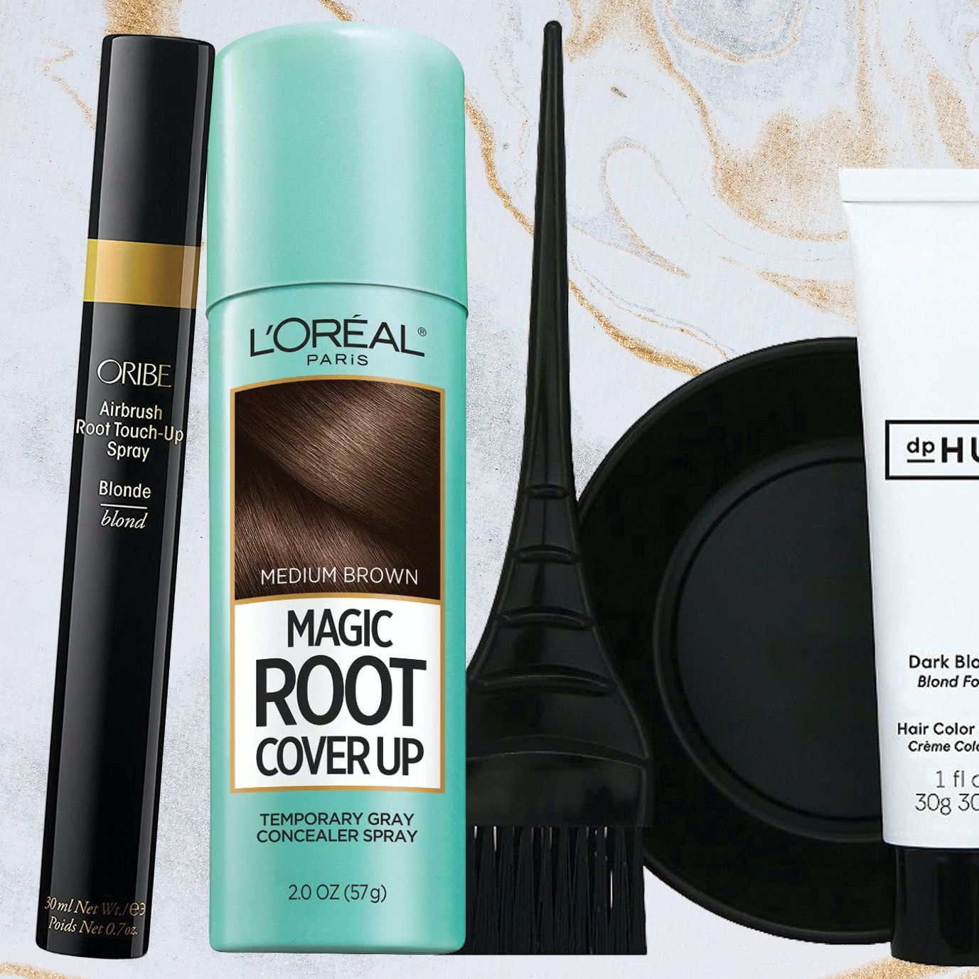 7 Root Concealers That'll Tide You Over Until Your Next Salon Visit