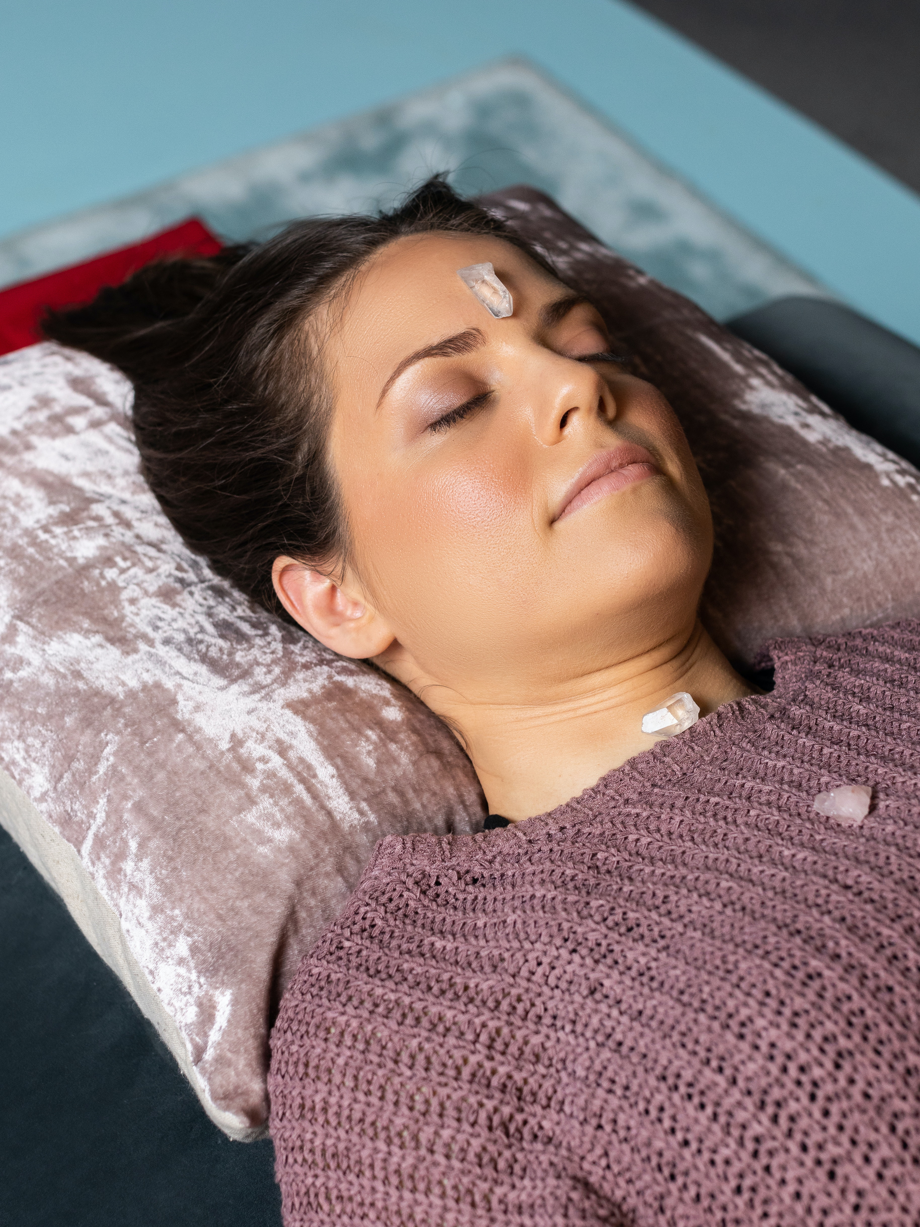 What happens during Reiki