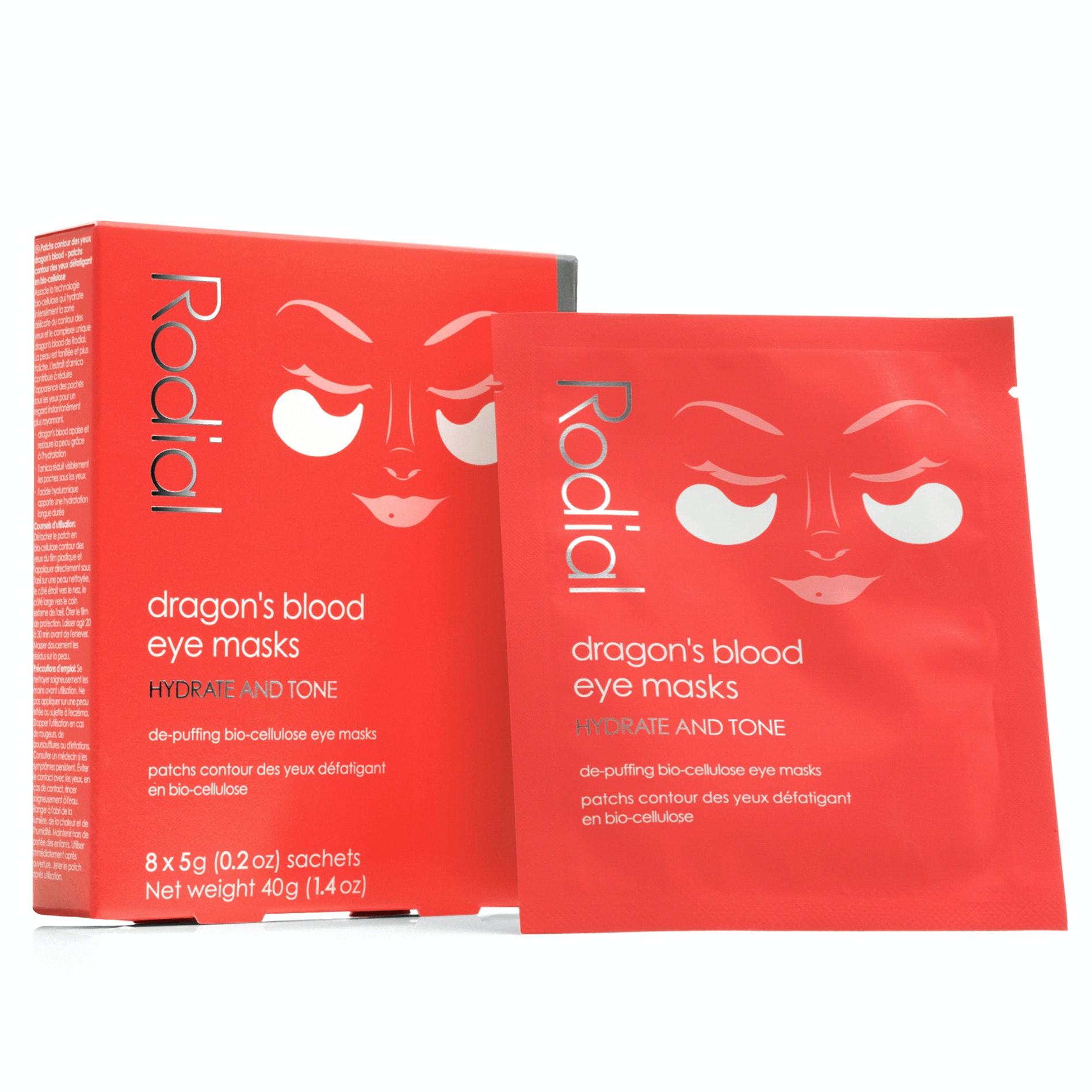 Rodial® Dragon's Blood Jelly Eye Masks™