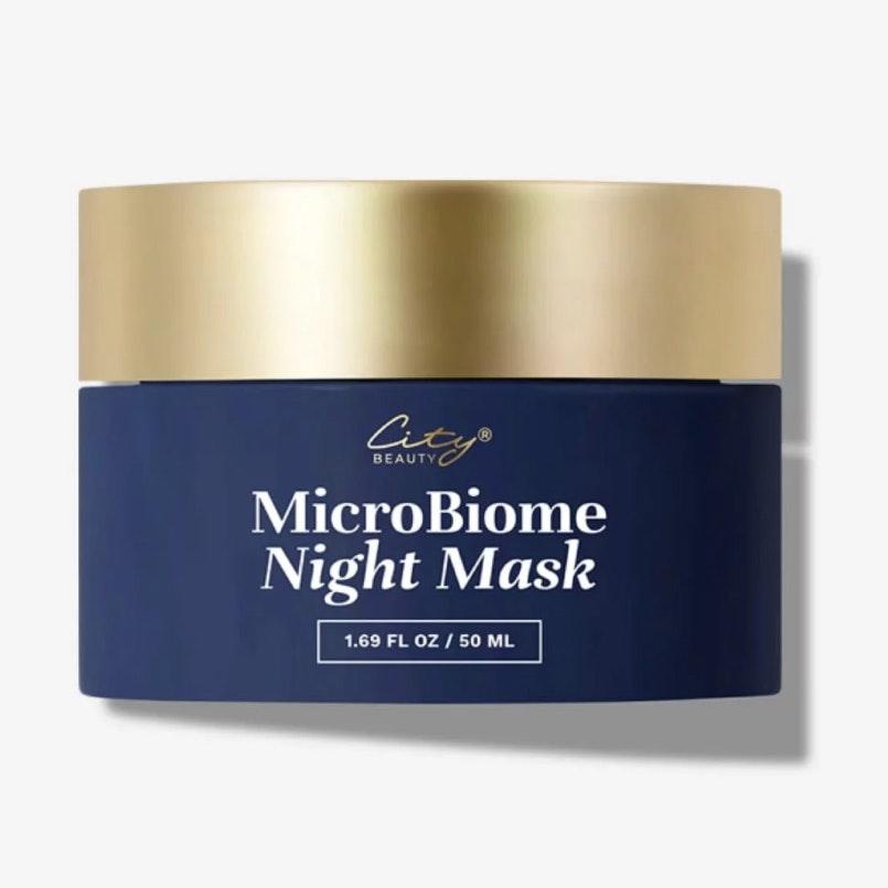 City Beauty® MicroBiome Night Mask™